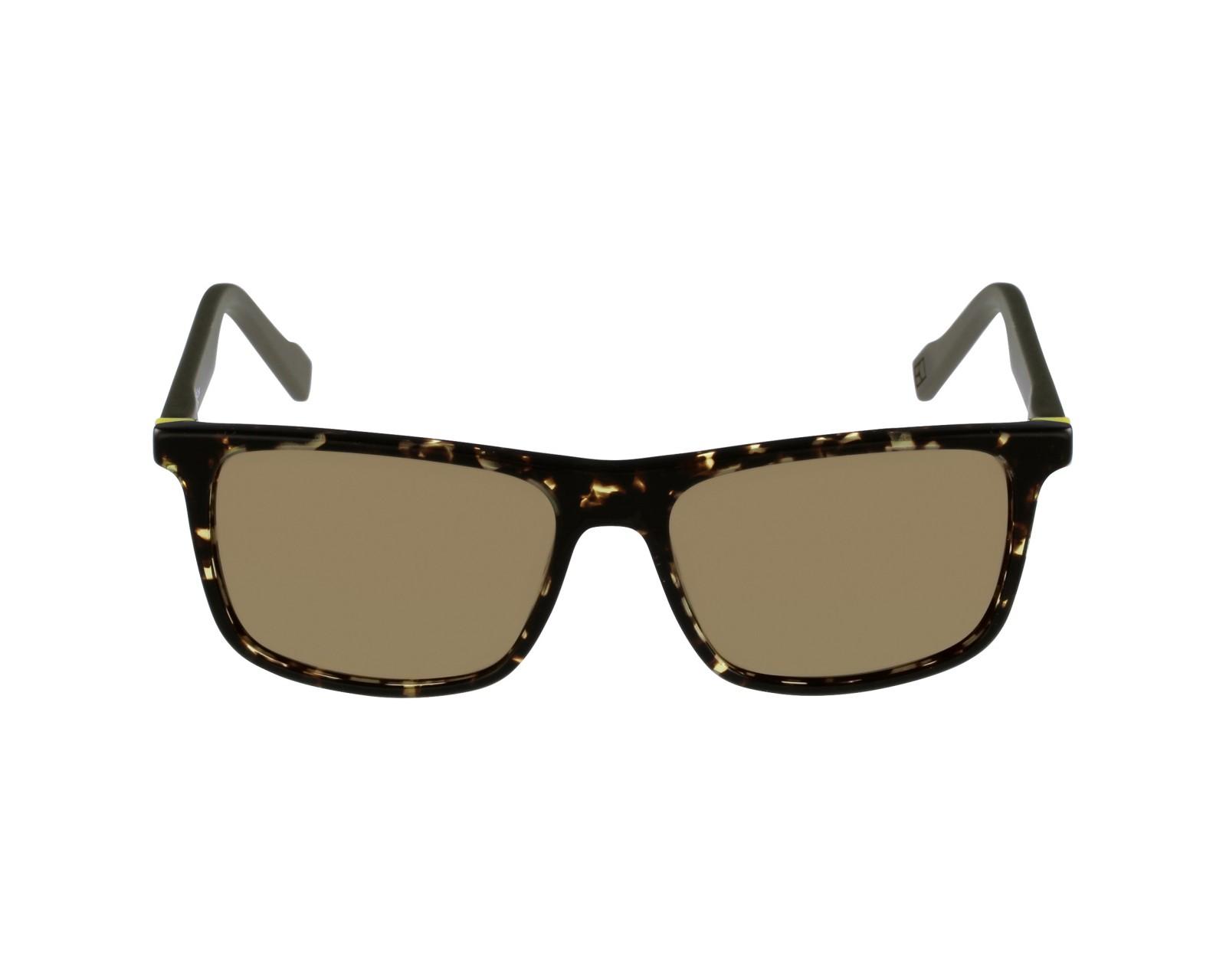 73ed612dfd Sunglasses Boss Orange BO-0174-S JIZ VP - Brown Khaki profile view