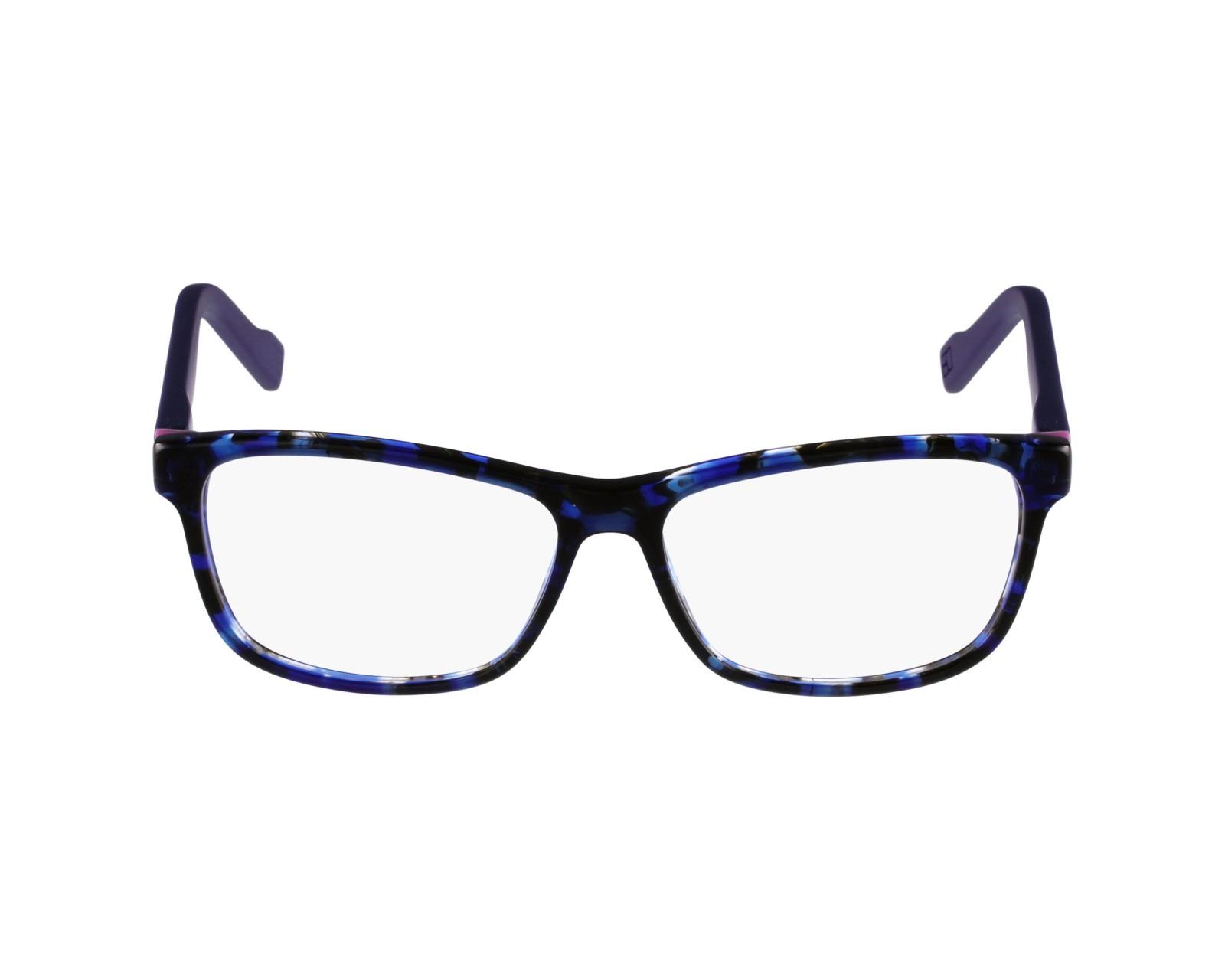 3f694e3d03 eyeglasses Boss Orange BO-0181 K1S 54-14 Blue Blue profile view