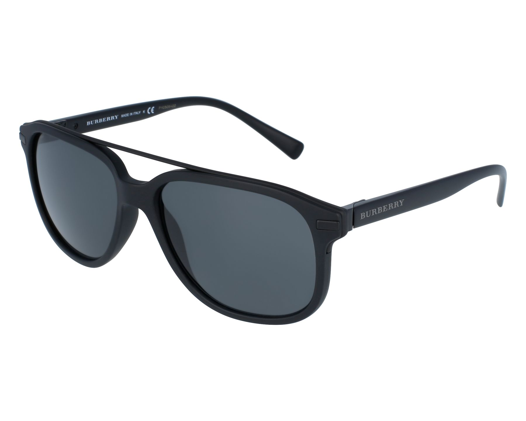 fea5f1ac111 Sunglasses Burberry BE-4233 3464 87 57-16 Black front view