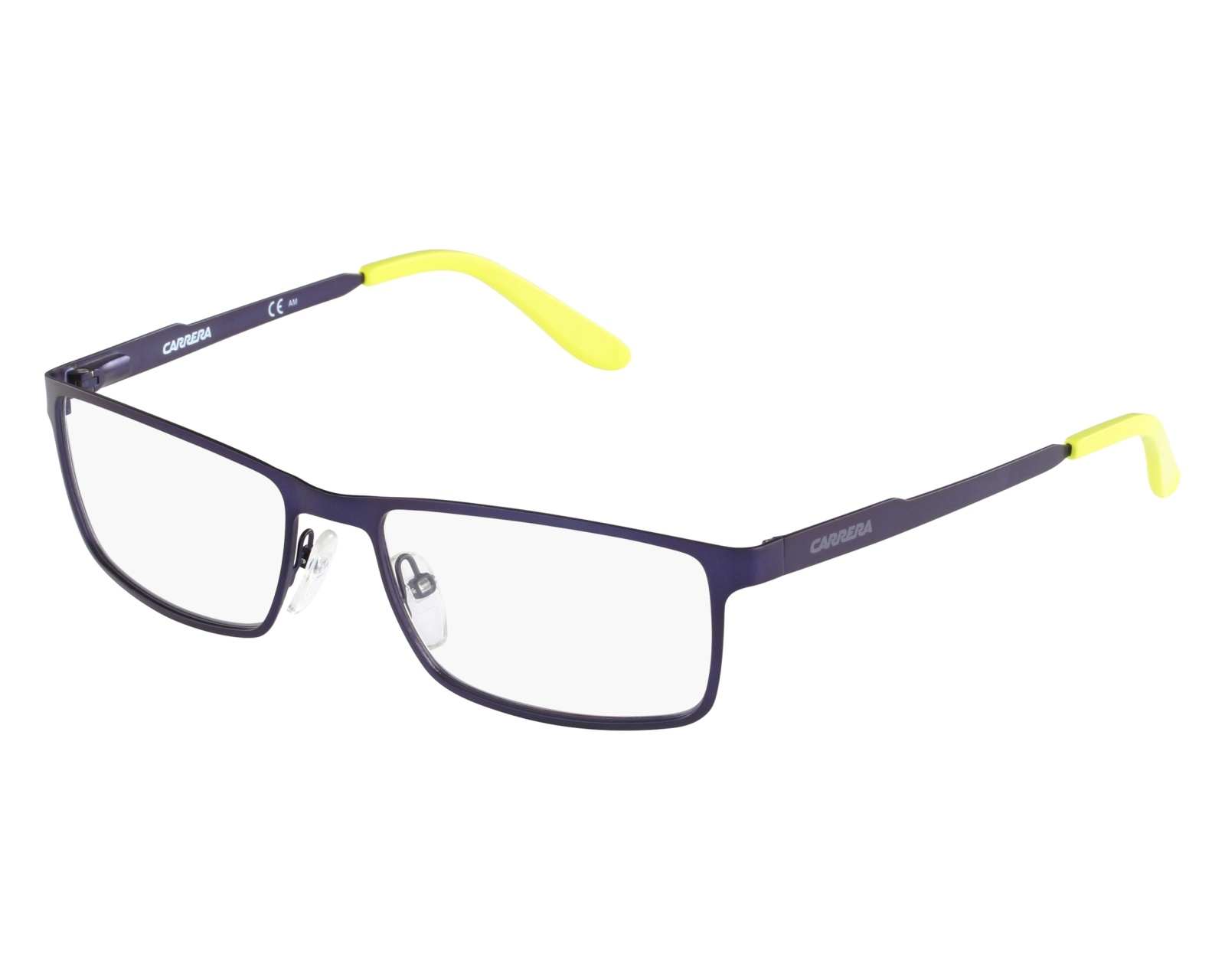 41c5713c36 eyeglasses Carrera CA-6630 5R1 54-17 Blue Green front view