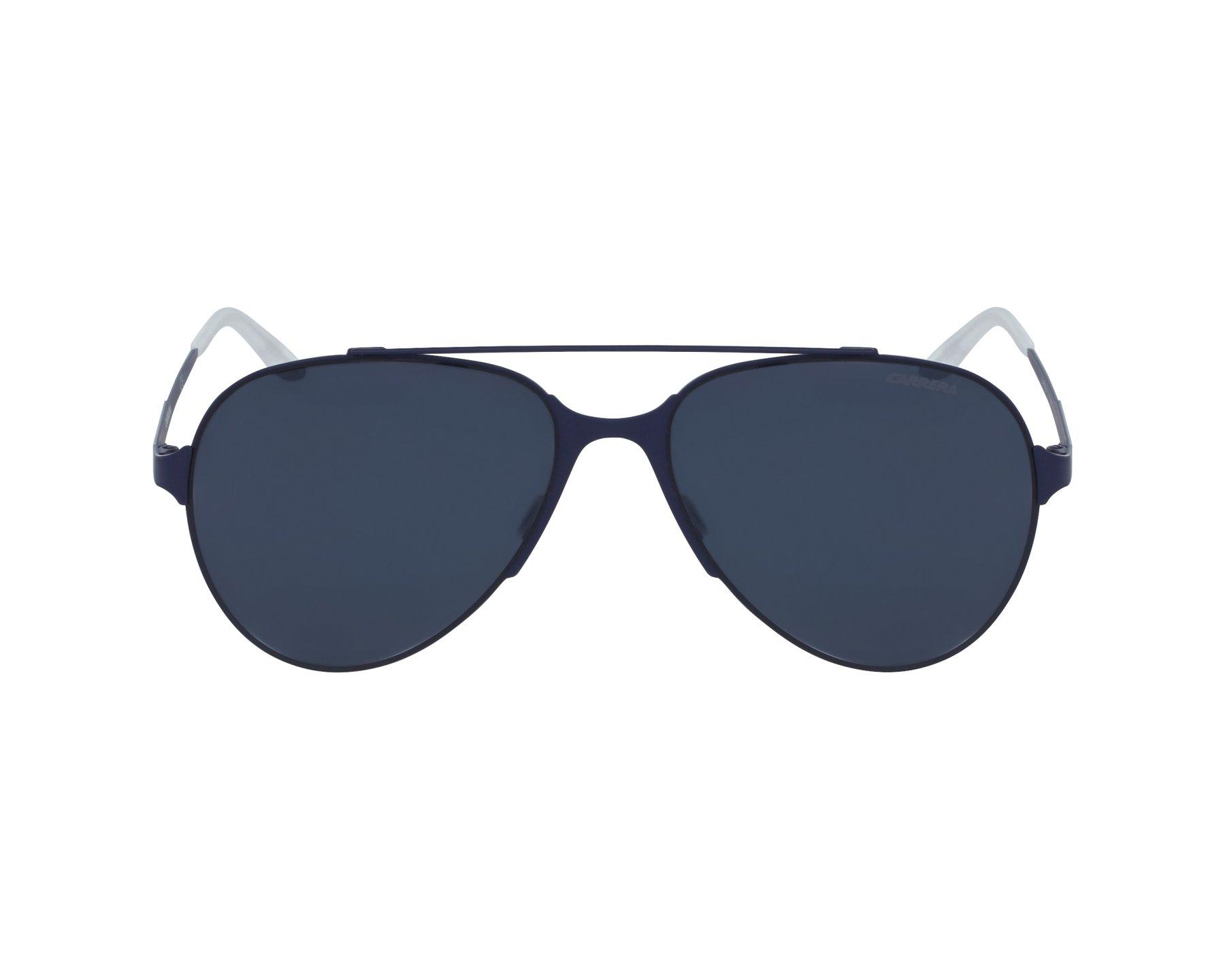 903d3a76236 Sunglasses Carrera CARRERA-113-S D6K KU 57-17 Blue profile view