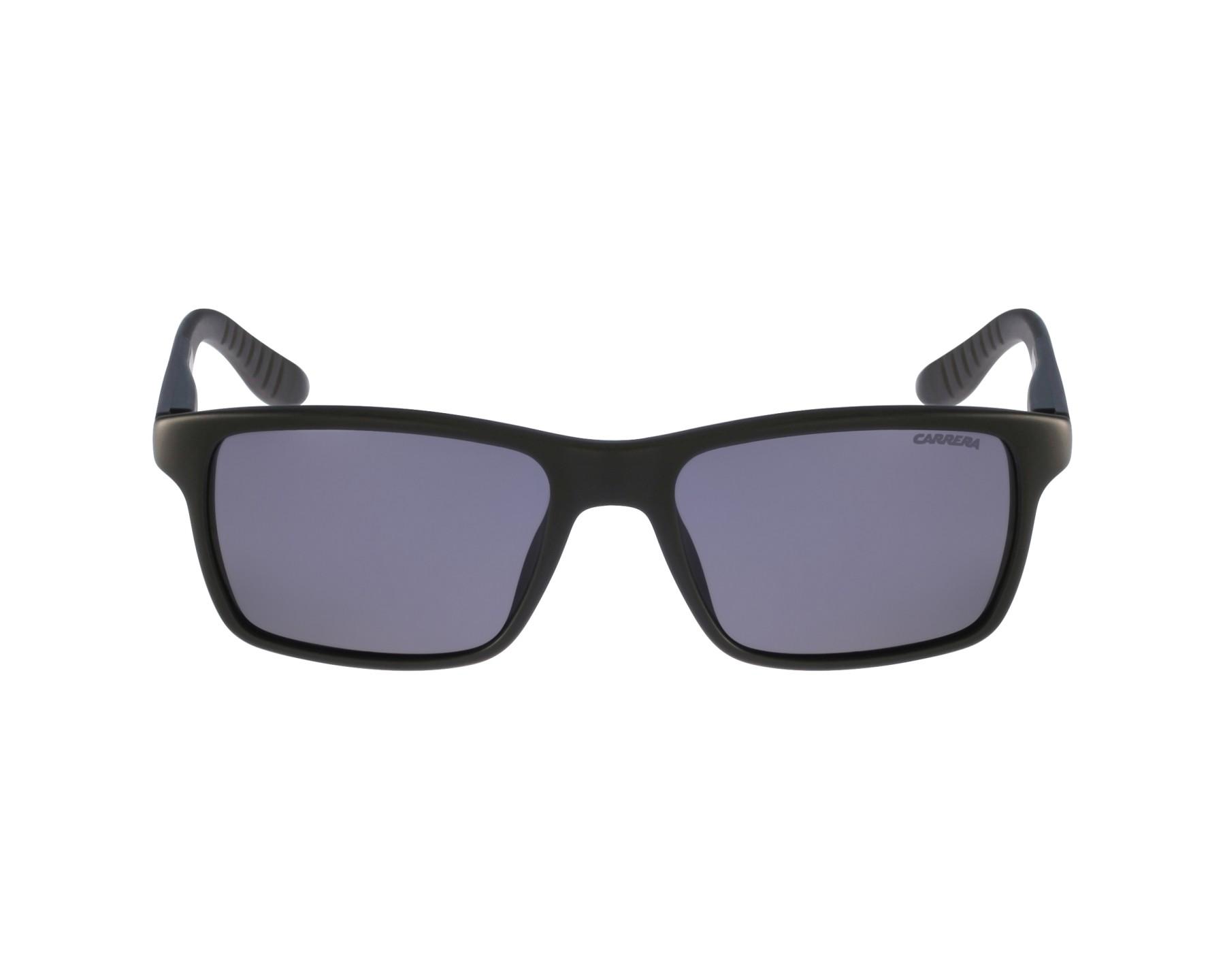 b8ccf84af1cd Polarized. Sunglasses Carrera 8002 DL5/TD - Black profile view