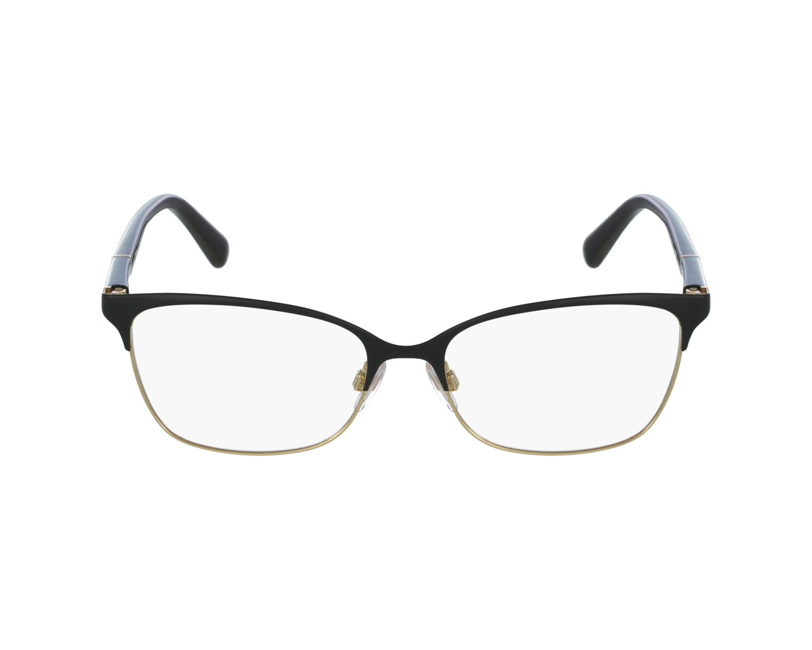 eyeglasses Dolce & Gabbana DG-1268 025 - Black Gold profile view