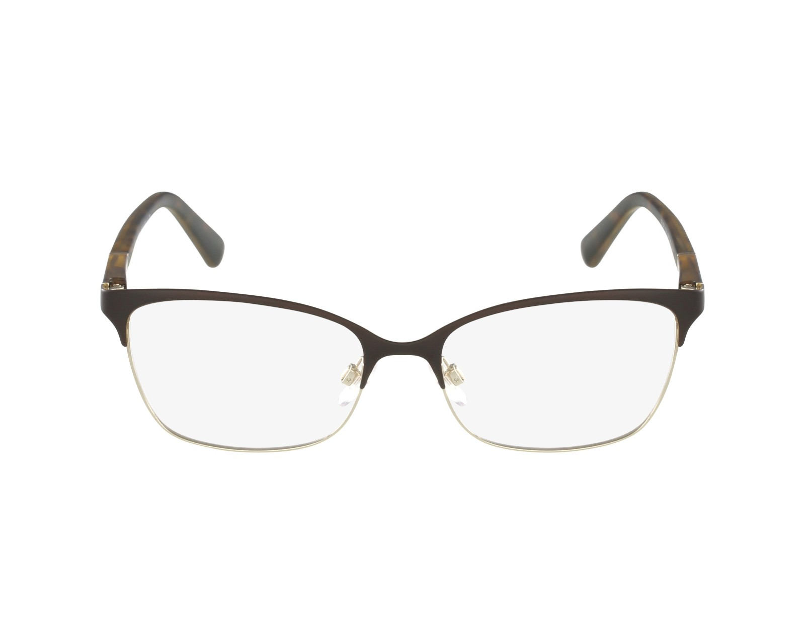 eyeglasses Dolce & Gabbana DG-1268 1254 - Brown Havana profile view
