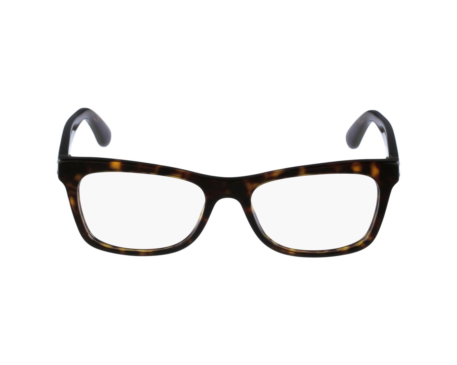 e2e5ced2da56 eyeglasses Dolce & Gabbana DG-3199 502 - Brown profile view