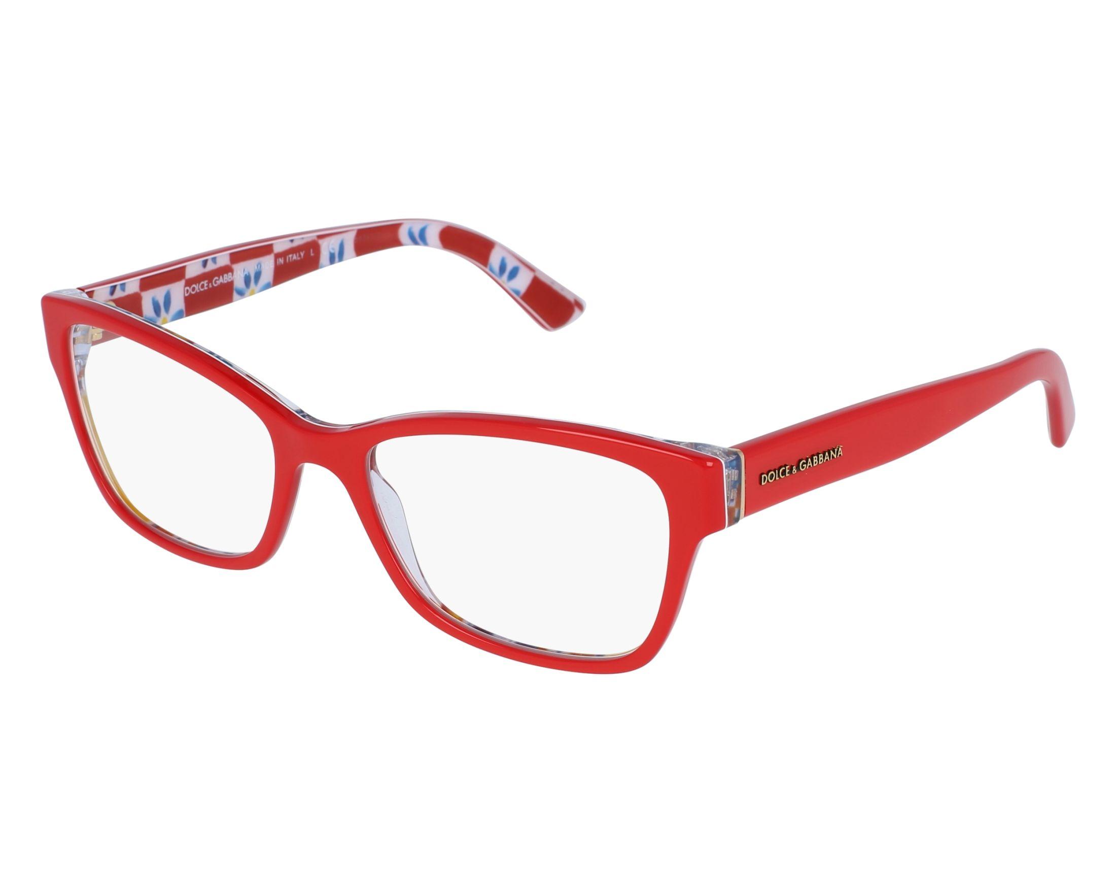 Dolce & Gabbana Sunglasses Brick red with Lenses DG-3274 3129 ...