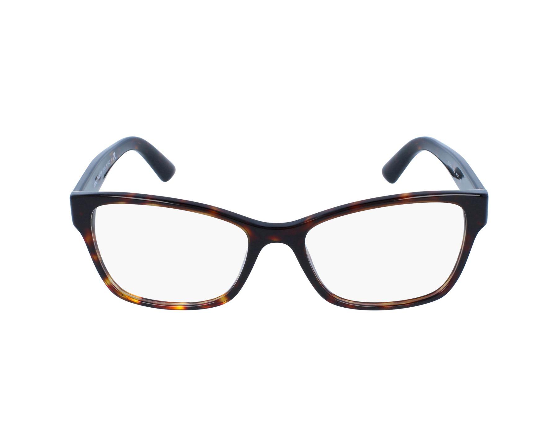 c904ea224803 thumbnail eyeglasses Dolce   Gabbana DG-3274 502 - Havana profile view