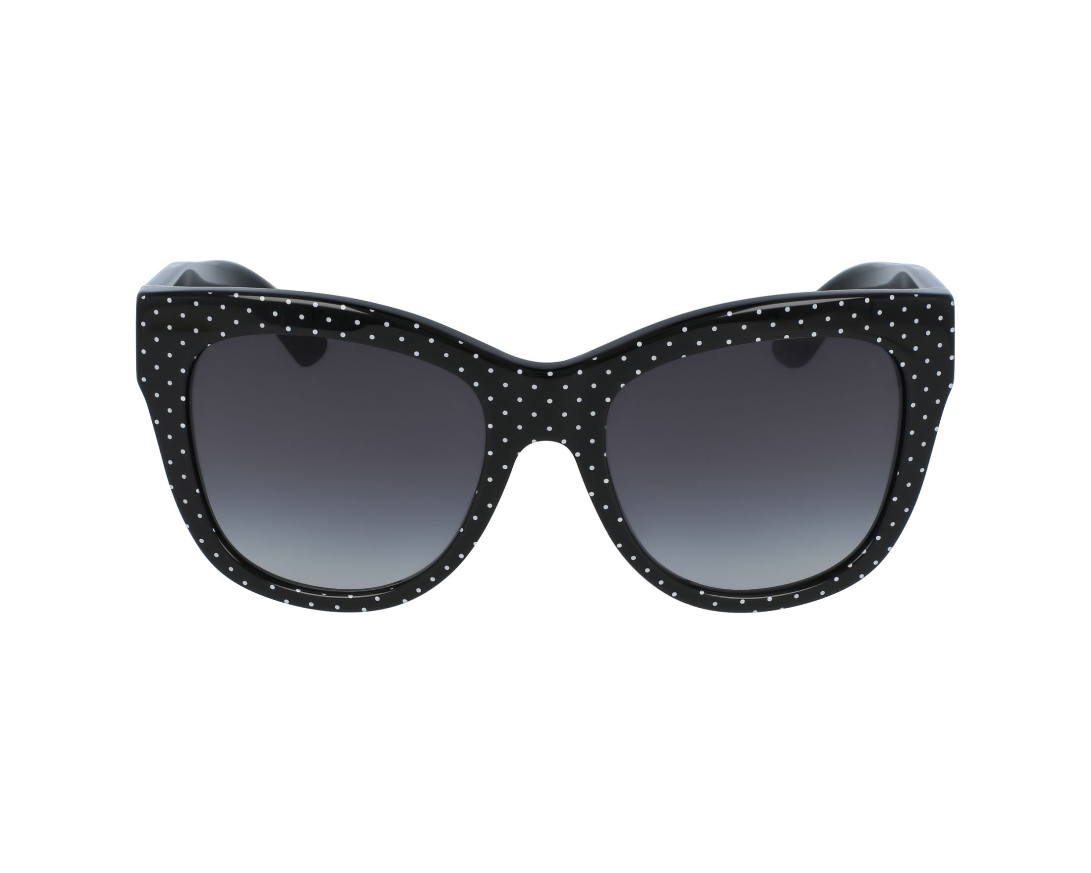 a4c9d23b7 Sunglasses Dolce & Gabbana DG-4270 3126/8G 55-19 Black White profile