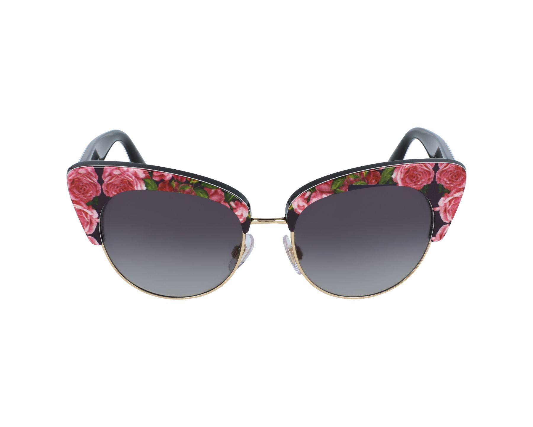 3b2b8c4e3db Sunglasses Dolce   Gabbana DG-4277 3127 8G 52-17 Red Black profile