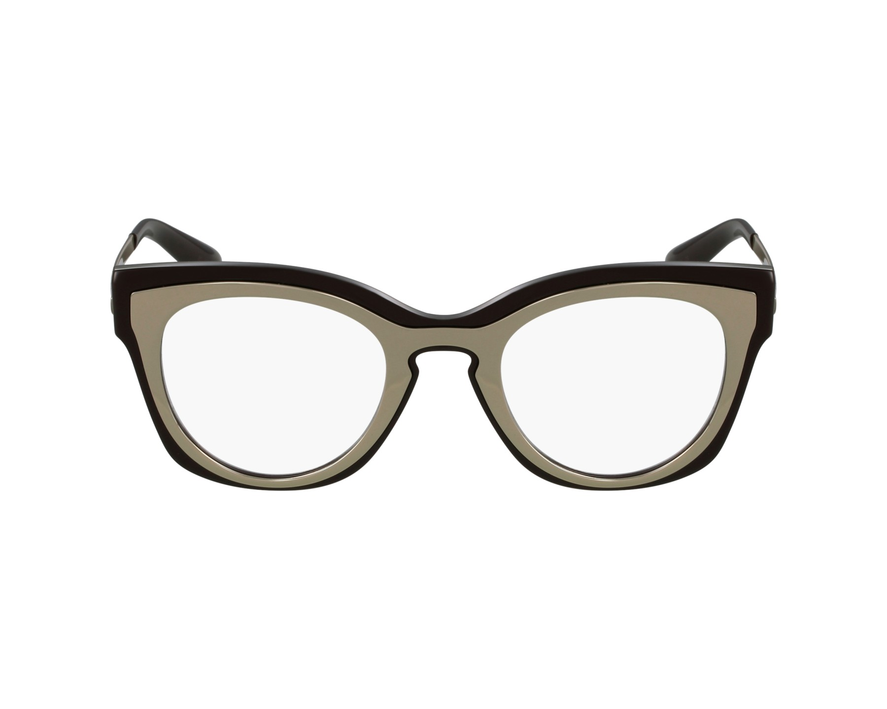 70466711f9a1d eyeglasses Dolce   Gabbana DG-5020 3042 - Brown Gold profile view
