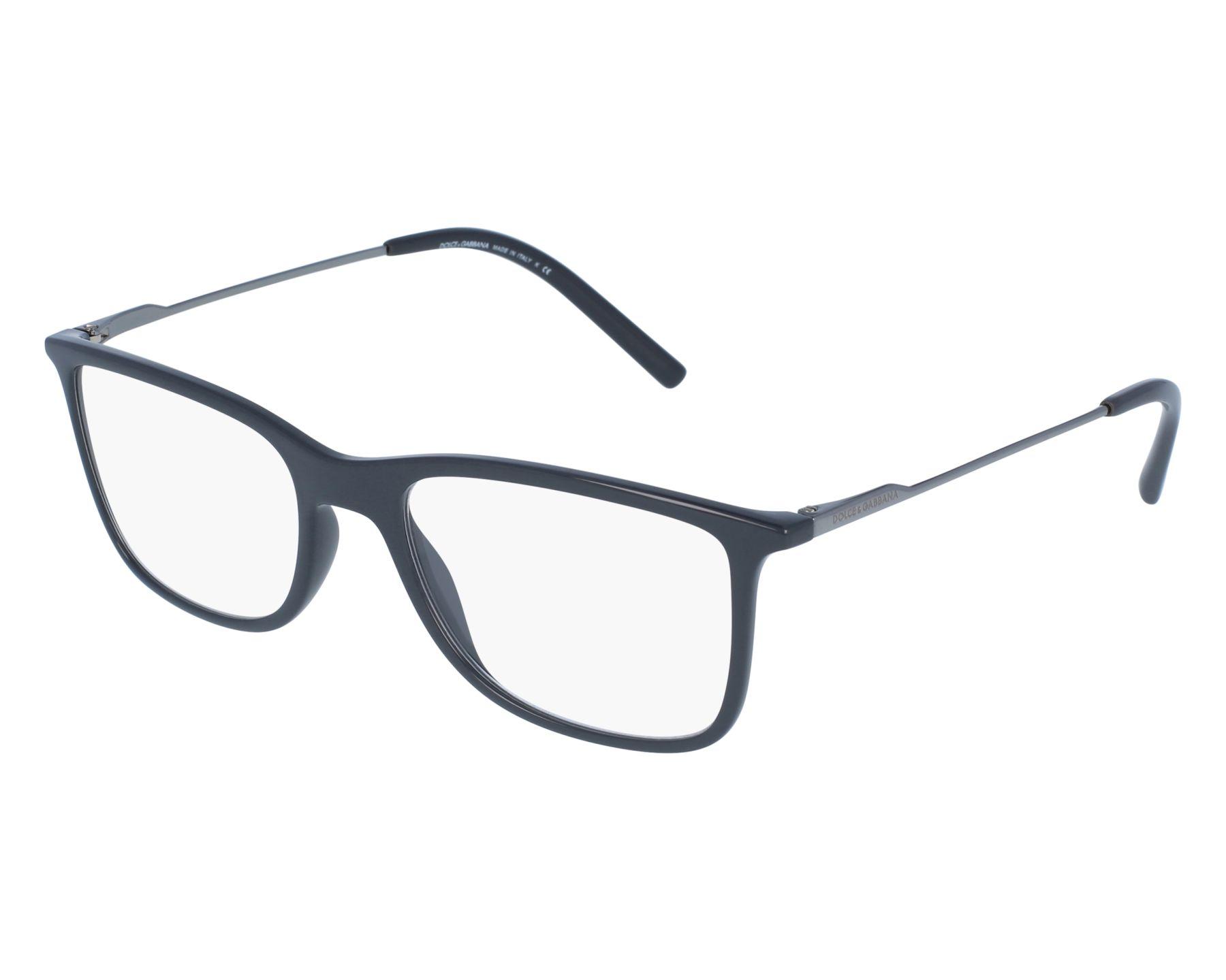 379fcbd3c322 eyeglasses Dolce & Gabbana DG-5024 3101 - Grey Gun front view