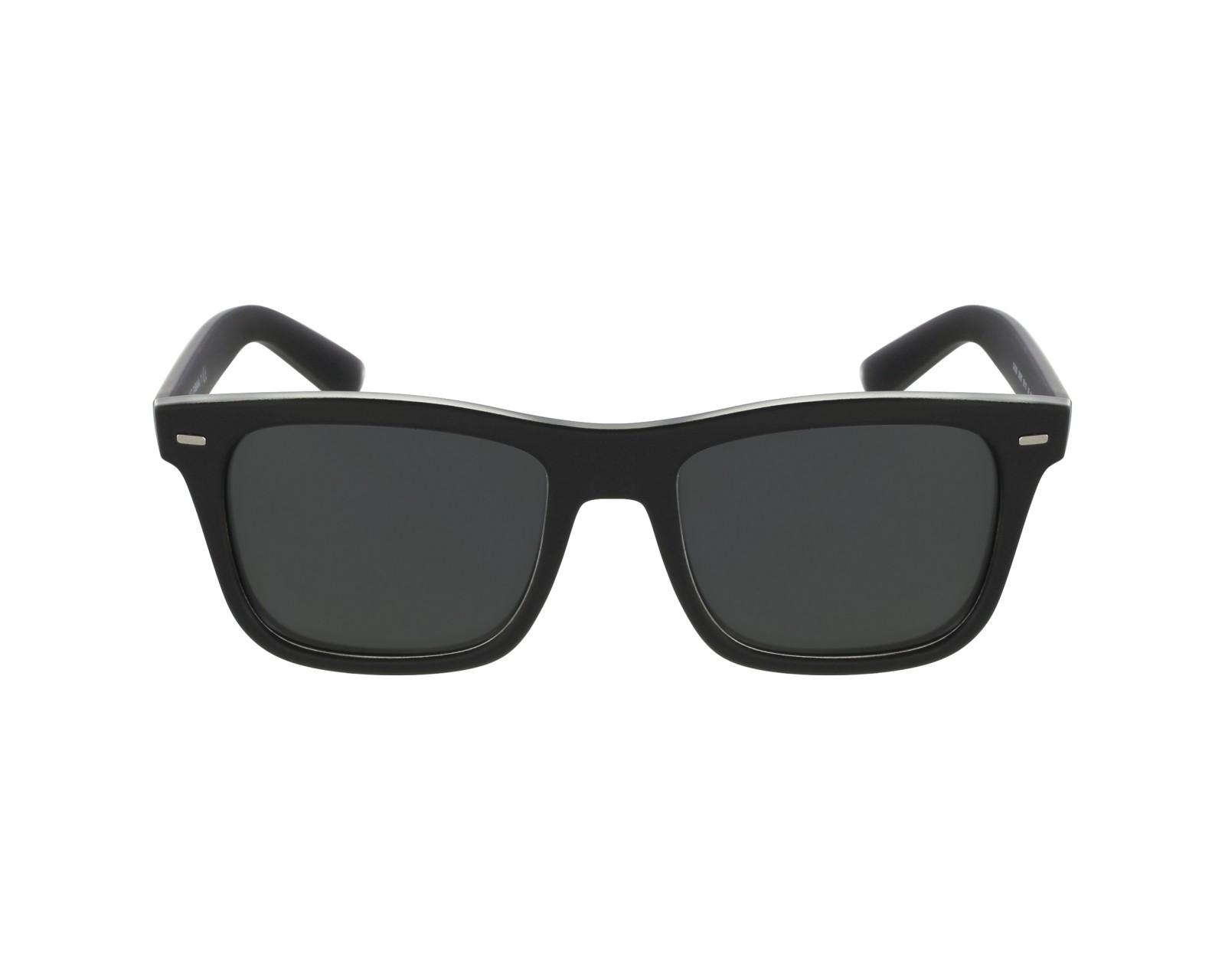 Dolce Gabbana Sunglasses Black  dolce gabbana sunglasses dg6095 2896 87 55 visionet