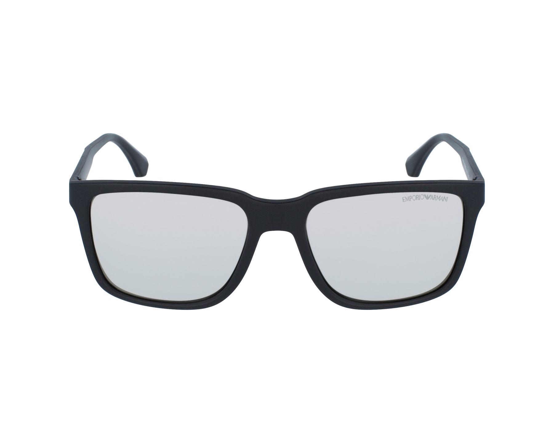 374efd3d2a2f Sunglasses Emporio Armani EA-4047 5063 6G 56-17 Black profile view