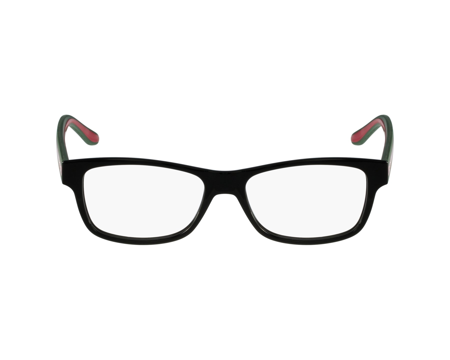 ca1edd301b7 eyeglasses Gucci GG-1046 51N - Black Green profile view