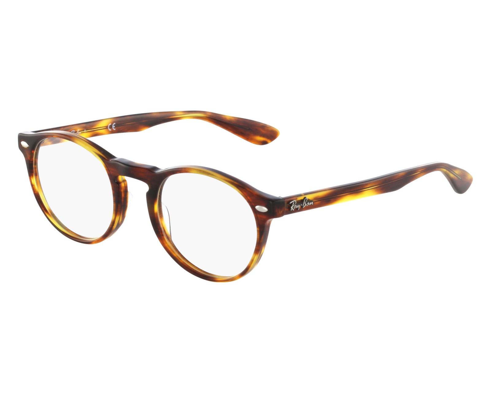 lunette ronde ray ban de vue