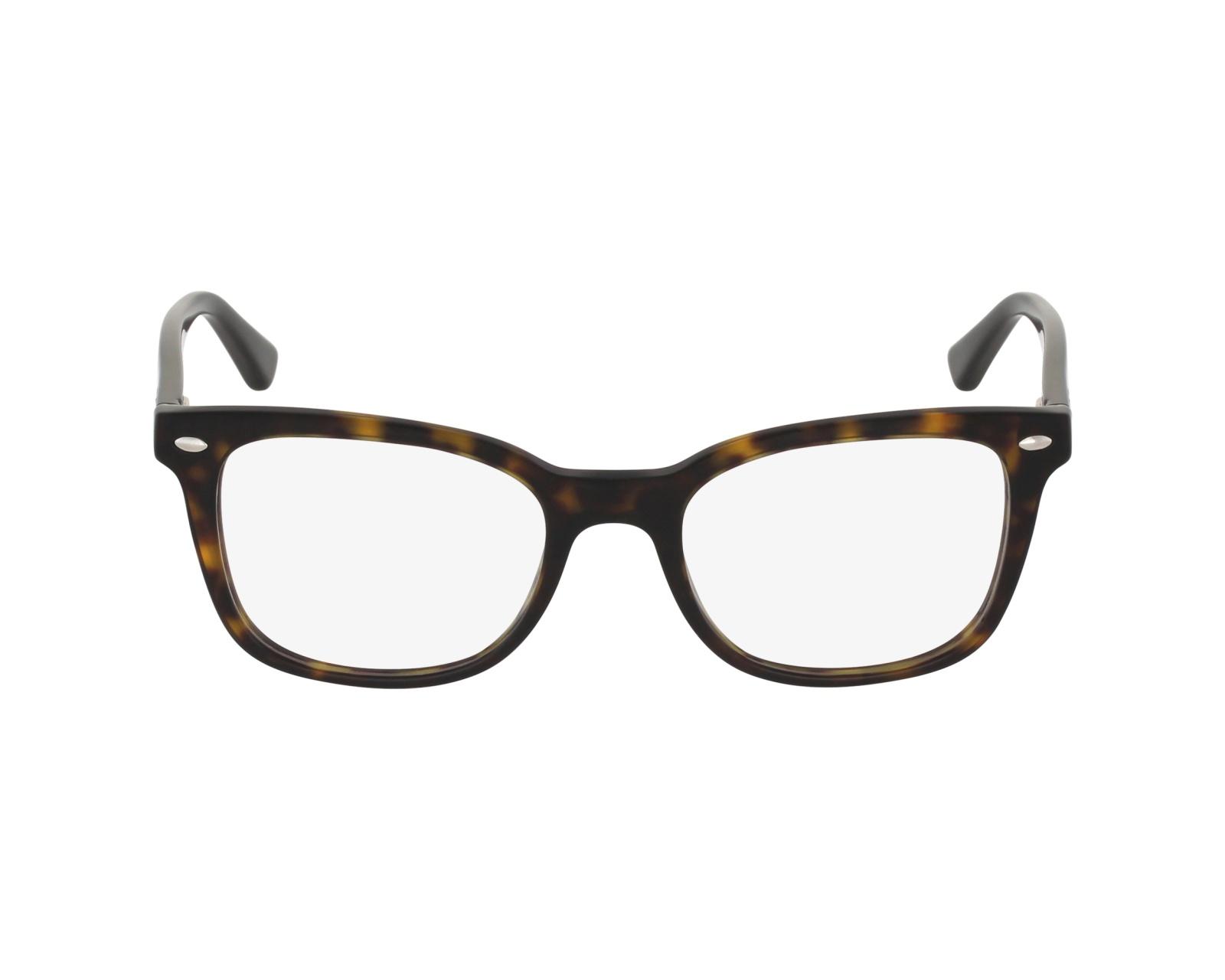 328fb704394 eyeglasses Ray-Ban RX-5285 2012 - Havana profile view