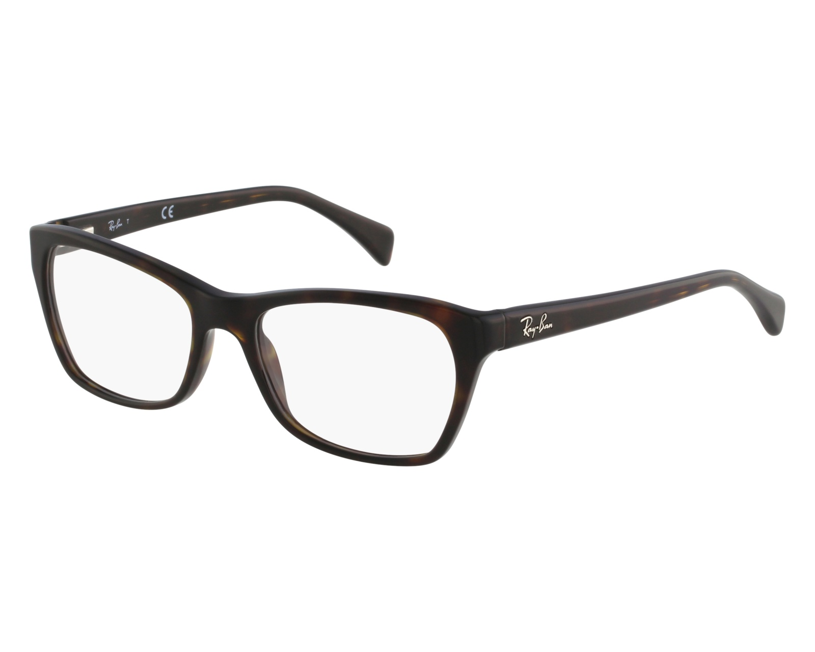 c3097177e6 eyeglasses Ray-Ban RX-5298 2012 53-17 Havana front view