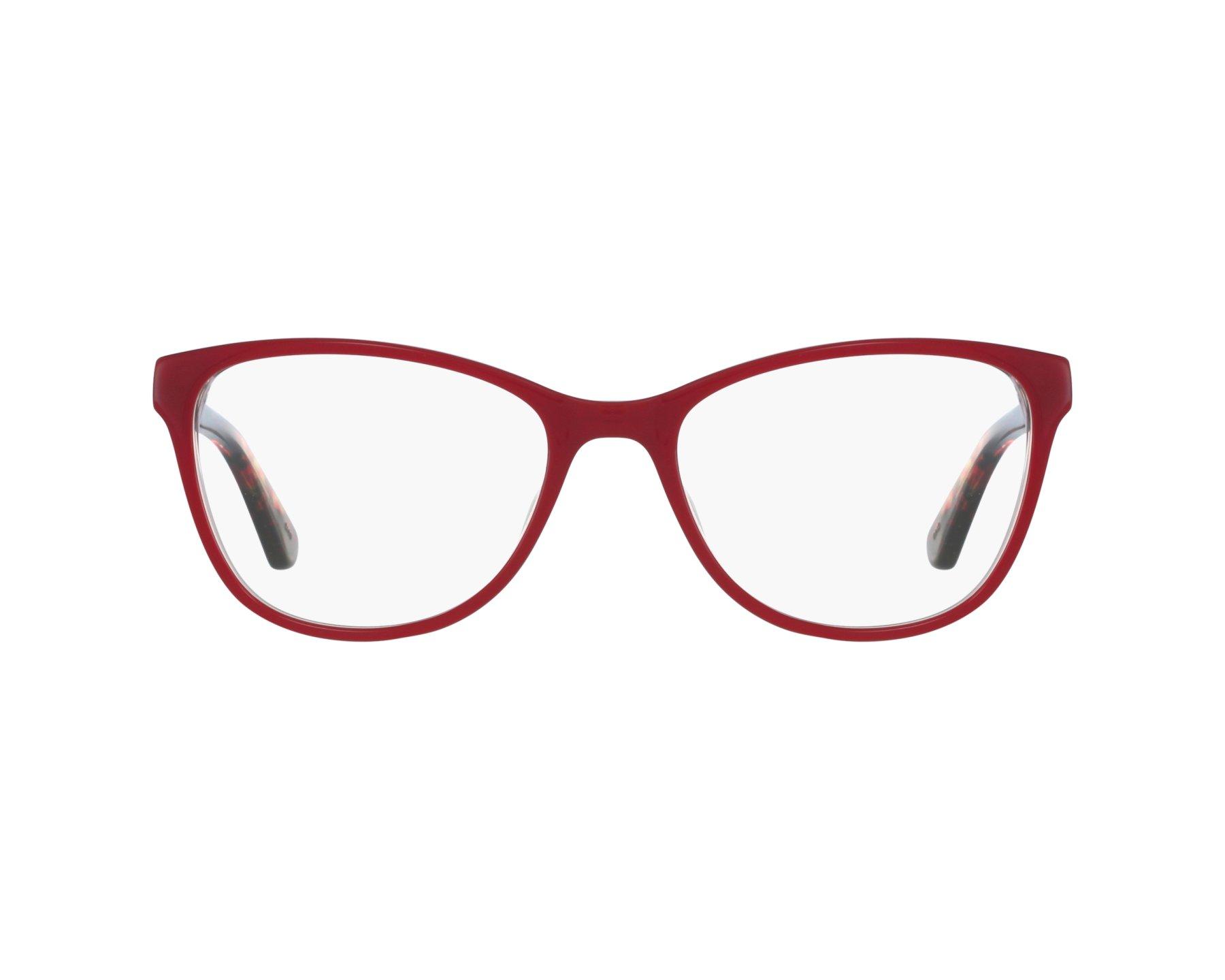 Guess Eyeglasses GU-2547 068 Red | visio-net.com