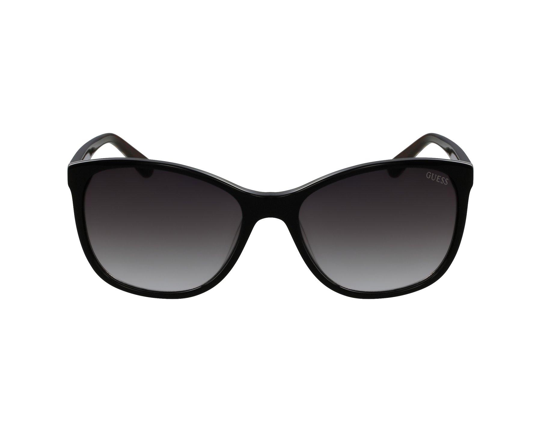 Guess Sunglasse  guess sunglasses gu7426 01b 58 visionet