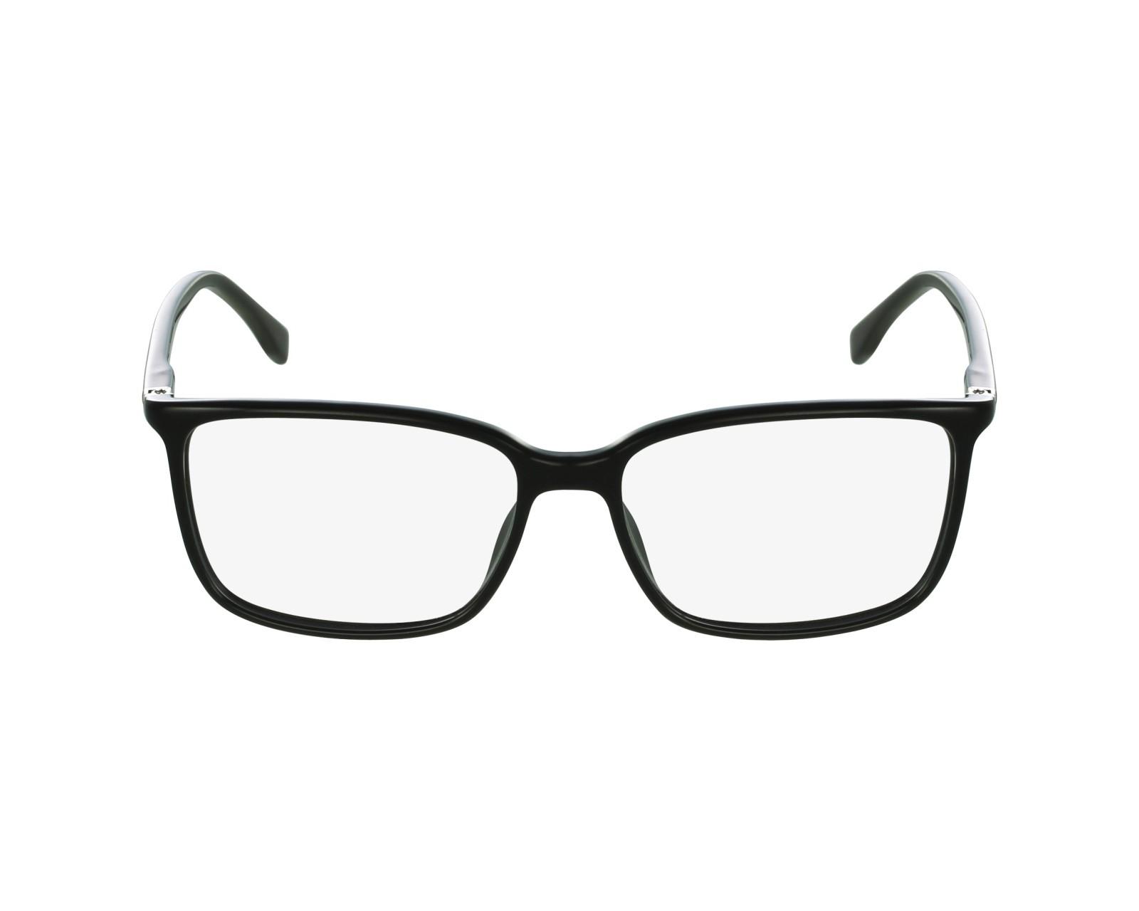 15ddd229c50 eyeglasses Hugo Boss BOSS-0679 807 56-15 Black profile view