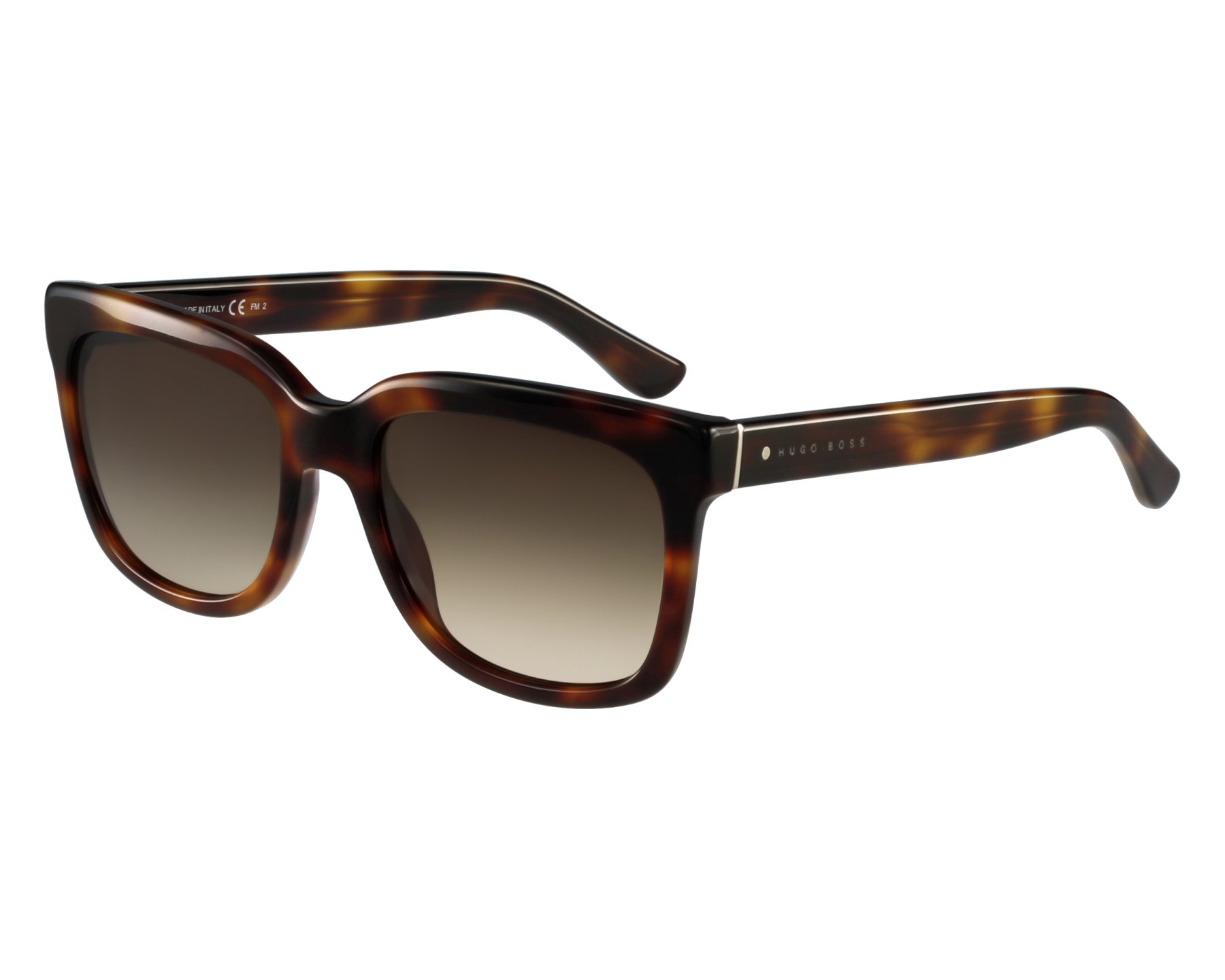 Boss Sunglasses 0741/S JD Havana, 54 HUGO BOSS