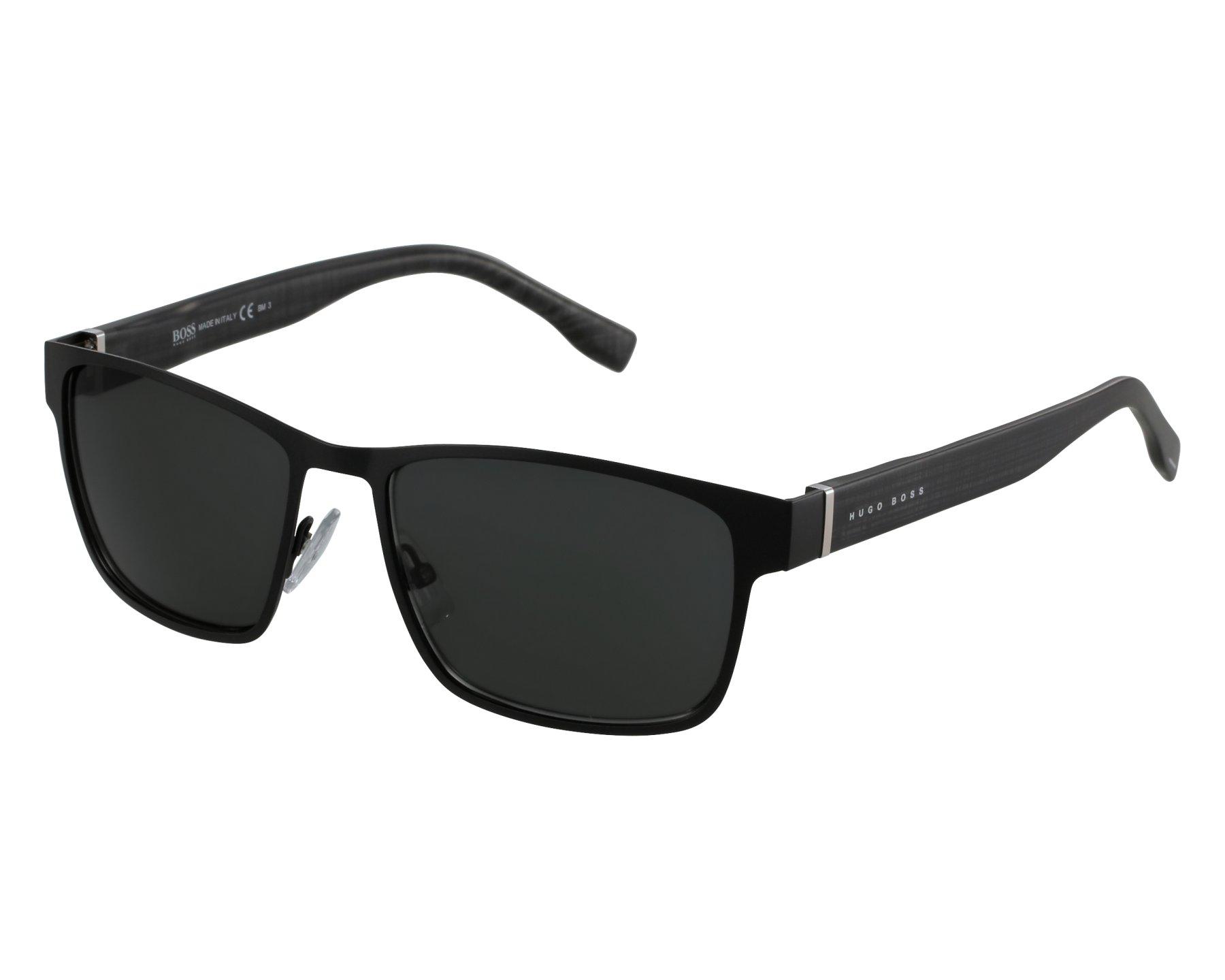 Boss Boss 0769/S QMM/R6 57 matte black / grey 2nbPb