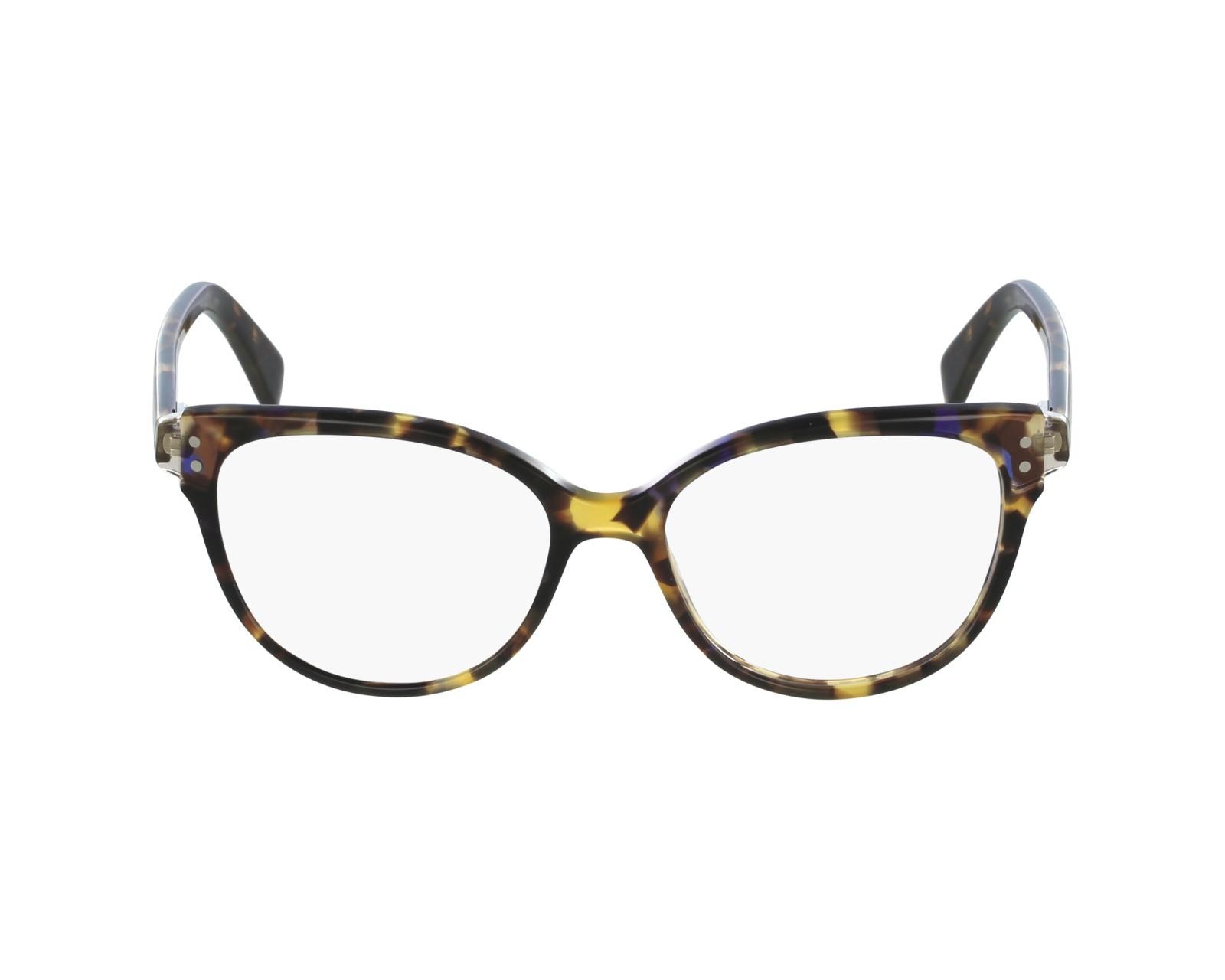 a9ebe80d60719 eyeglasses Marc by Marc Jacobs MMJ-632 A8T - Brown Purple profile view