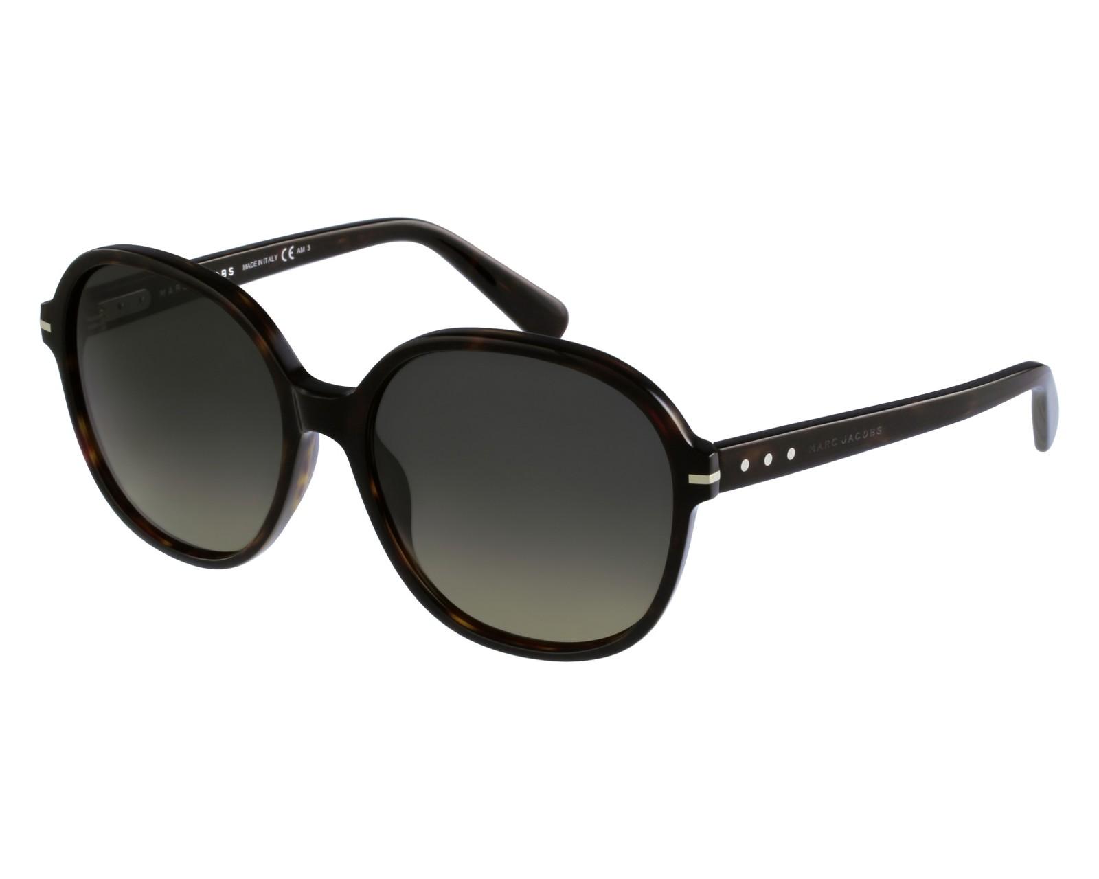Marc Jacobs Sonnenbrille MJ 563/S R4 DARK HAVANA, 57