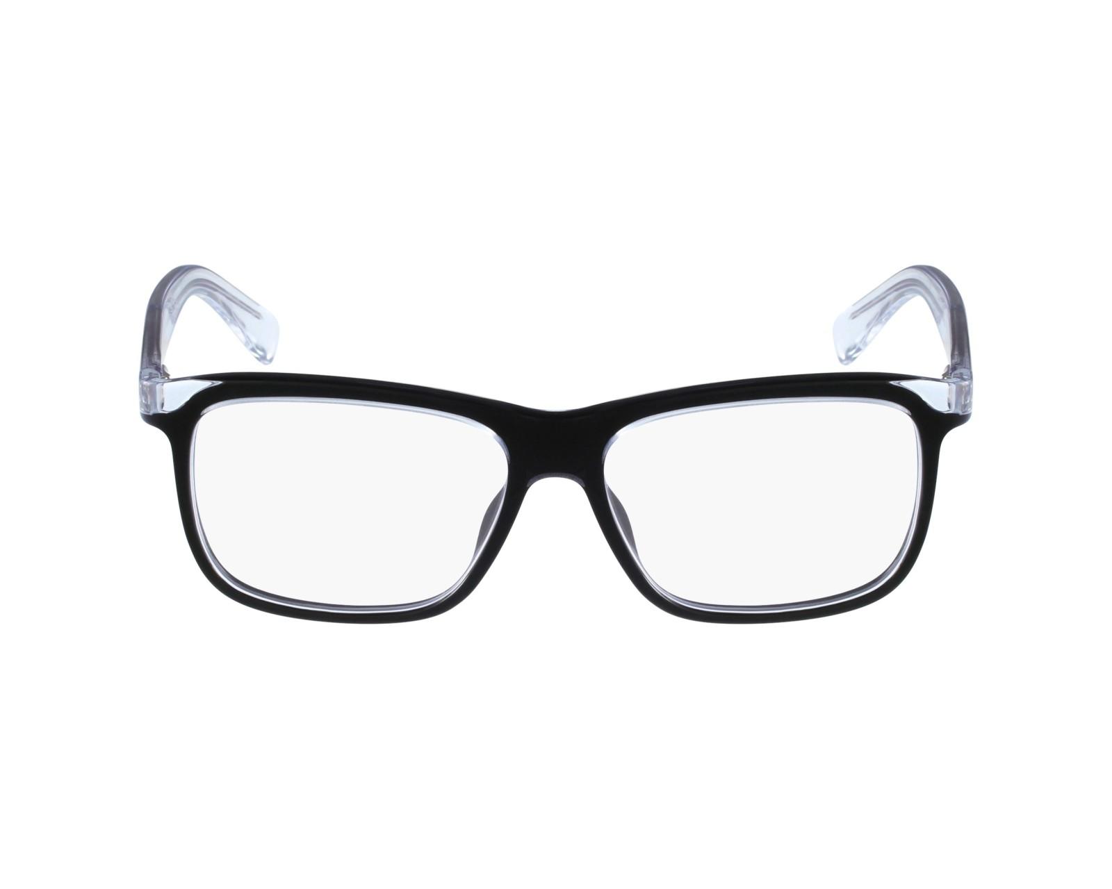 653fd071feb eyeglasses Marc by Marc Jacobs MMJ-615 MHL - Black Crystal profile view