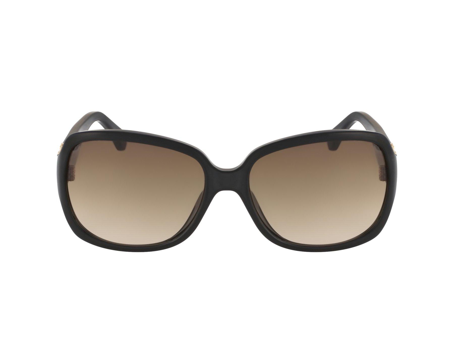 24cddf5c0d60 Sunglasses Michael Kors M-2890-S 001 - Black profile view