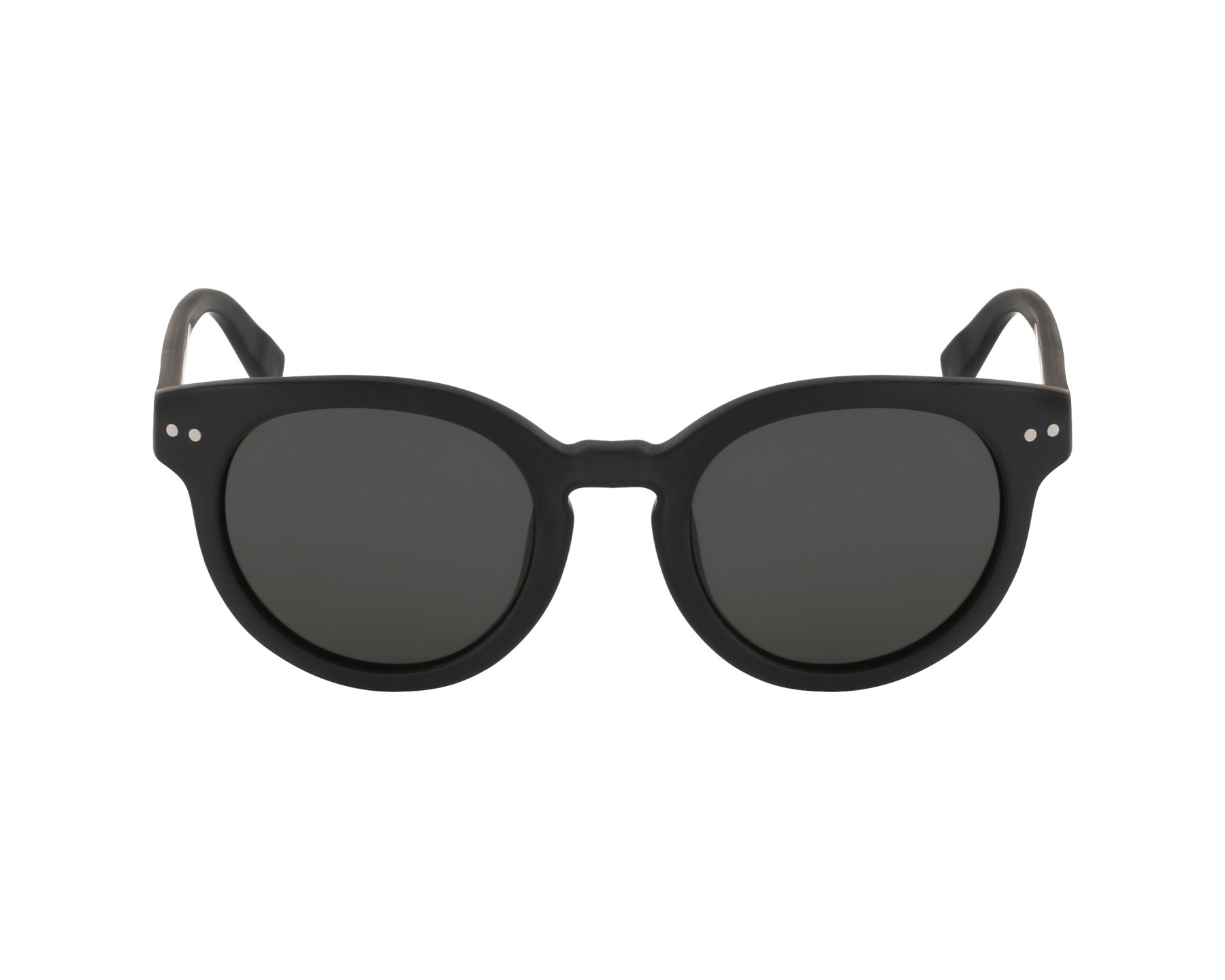 3d7f1389002 Sunglasses Michael Kors MKS-854-M 001 51-23 Black profile view