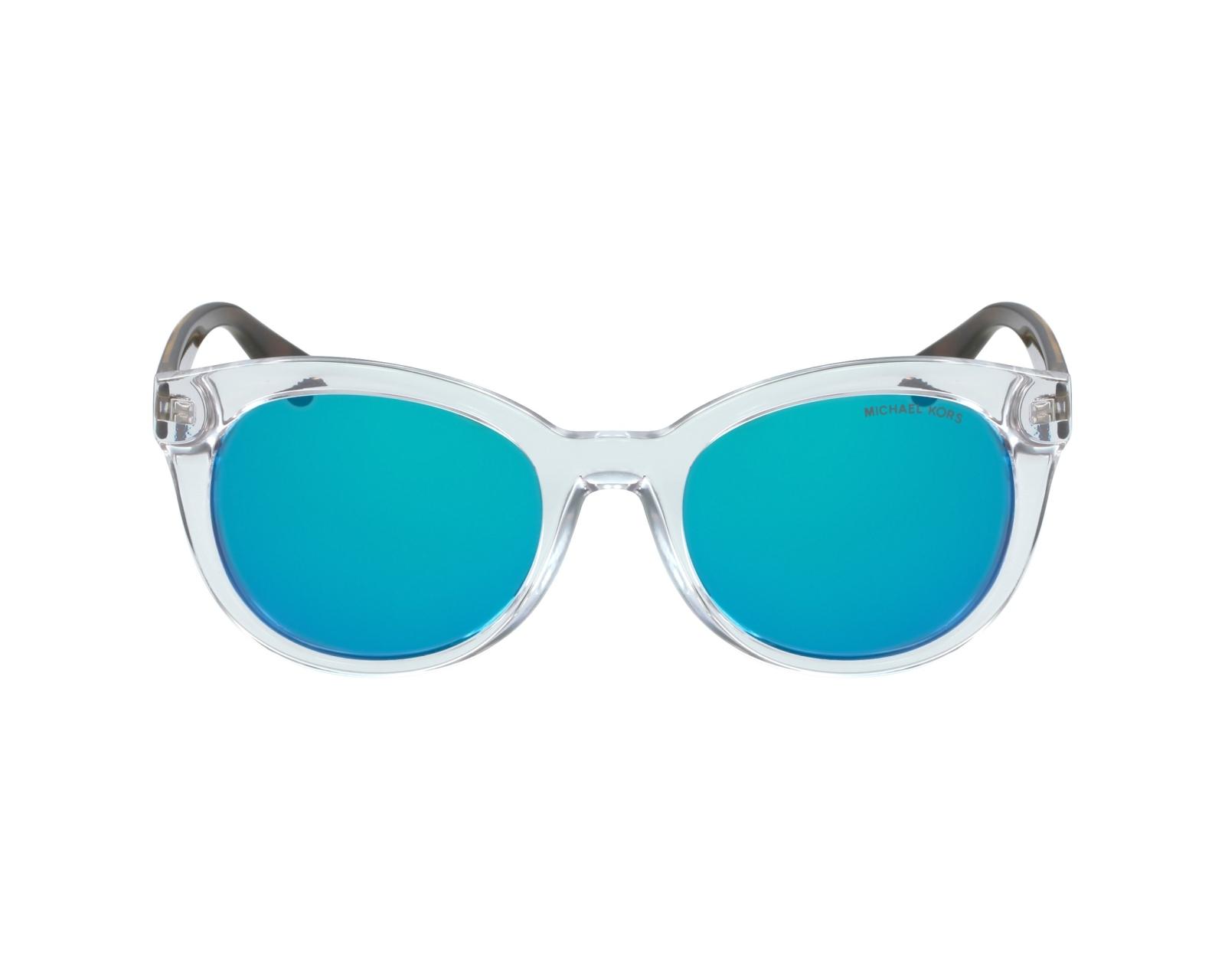 23c1338d8c5bf Sunglasses Michael Kors MK-6019 305025 - Crystal Havana profile view