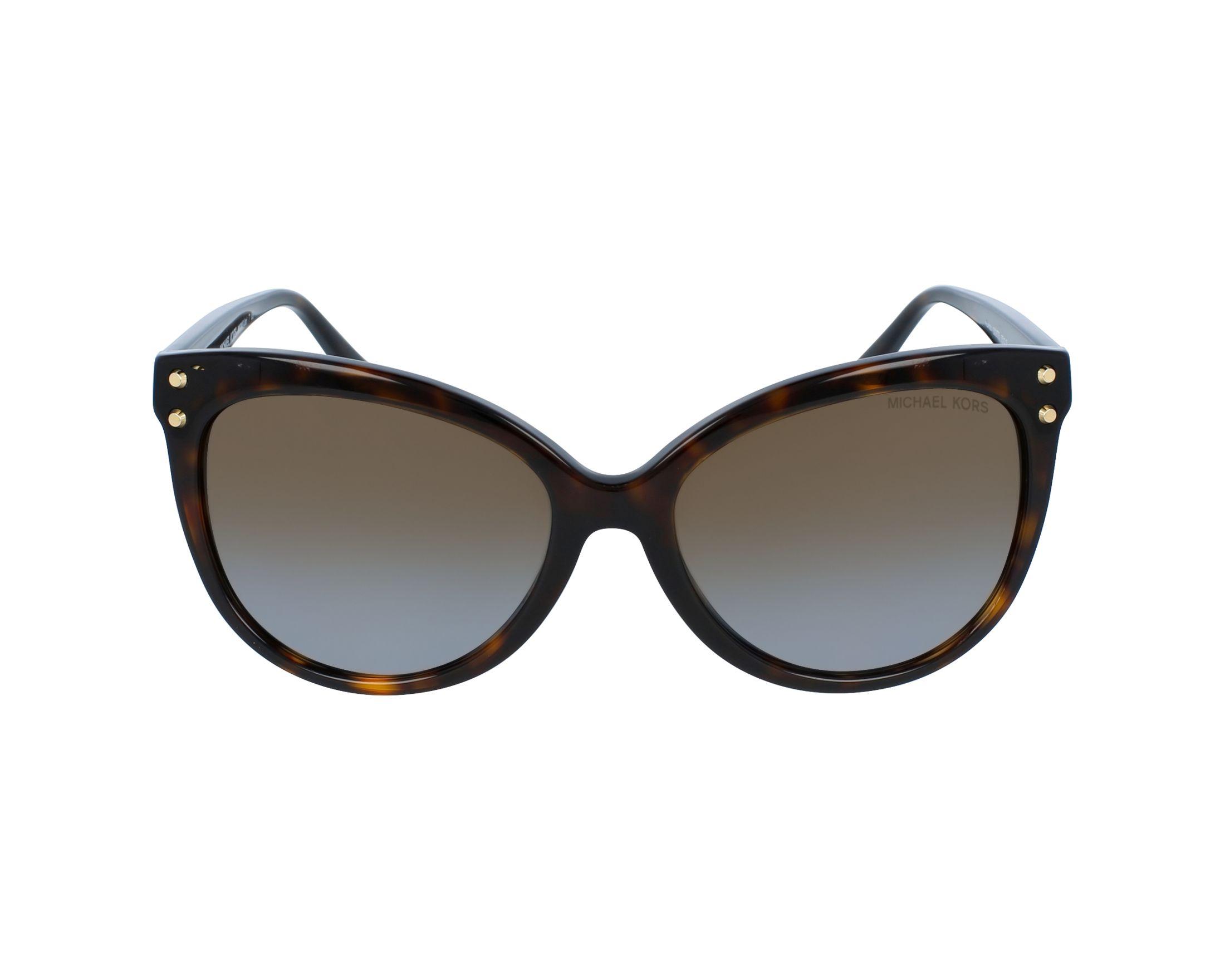 2f6ac677aea0 Polarized. Sunglasses Michael Kors MK-2045 3006T5 - Havana Gold profile view