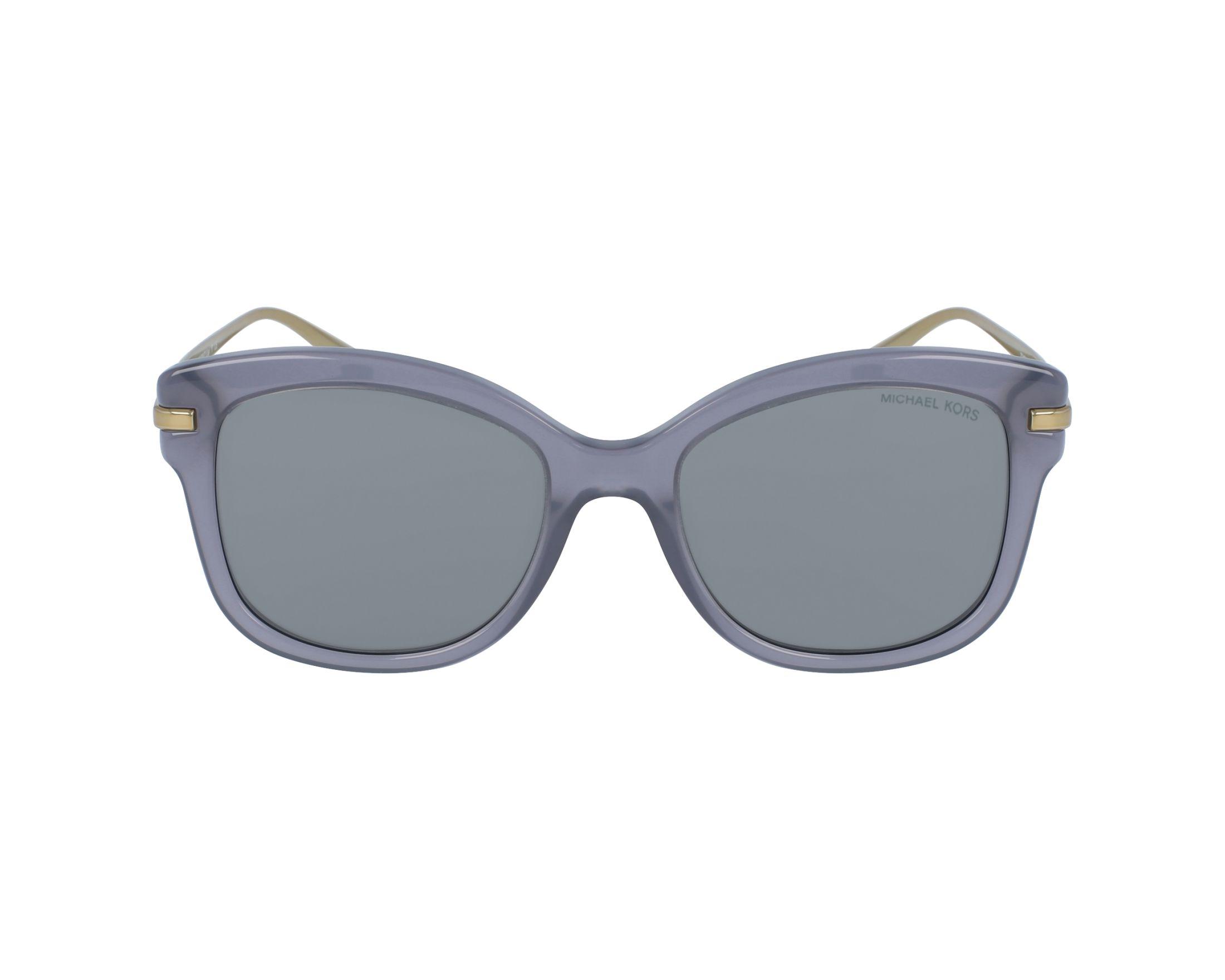 1634d57fe5 Sunglasses Michael Kors MK-2047 32456G 53-18 Blue Gold profile view