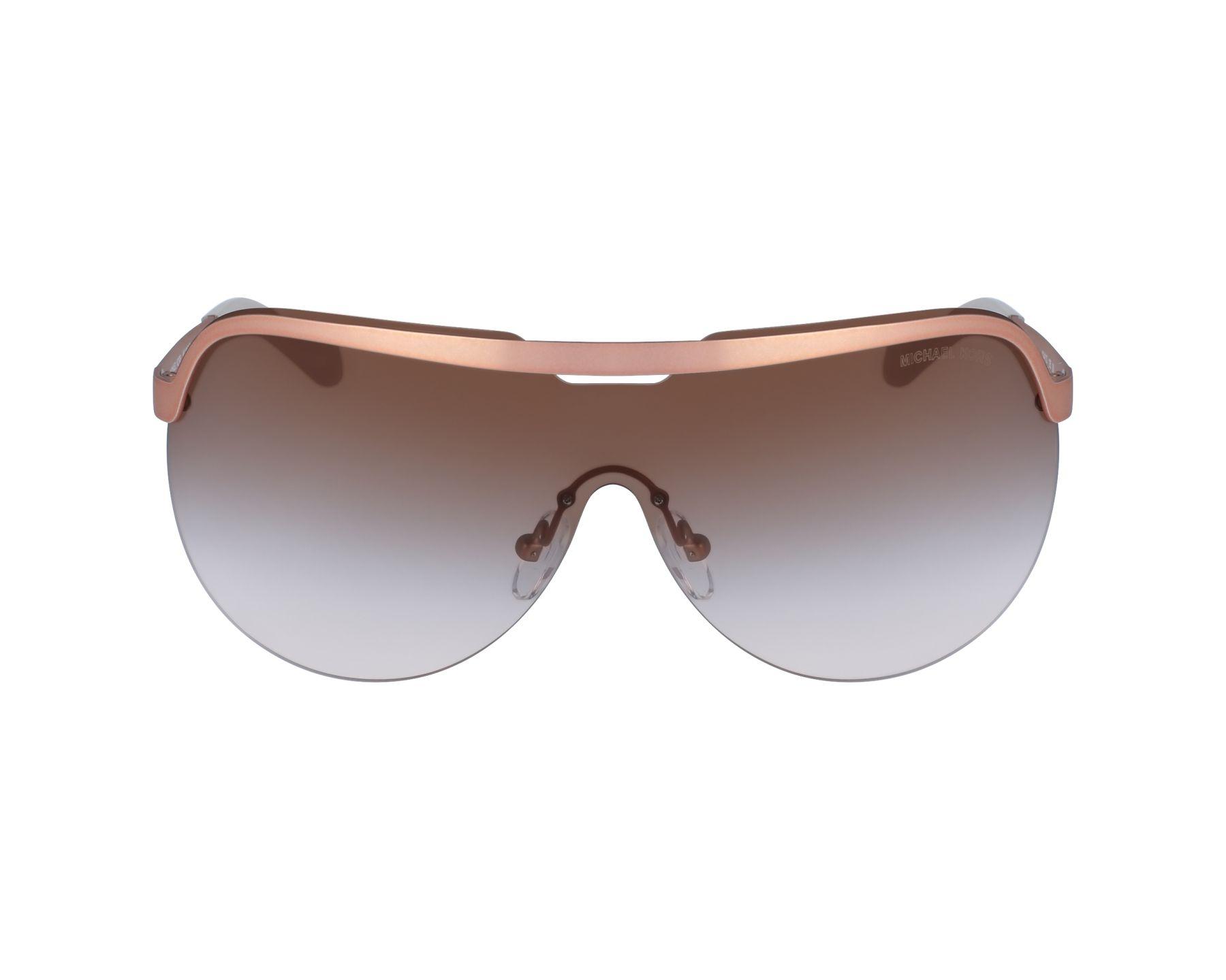 Michael Kors Sunglasses Purple with Brown Lenses MK-1017 114113 ...