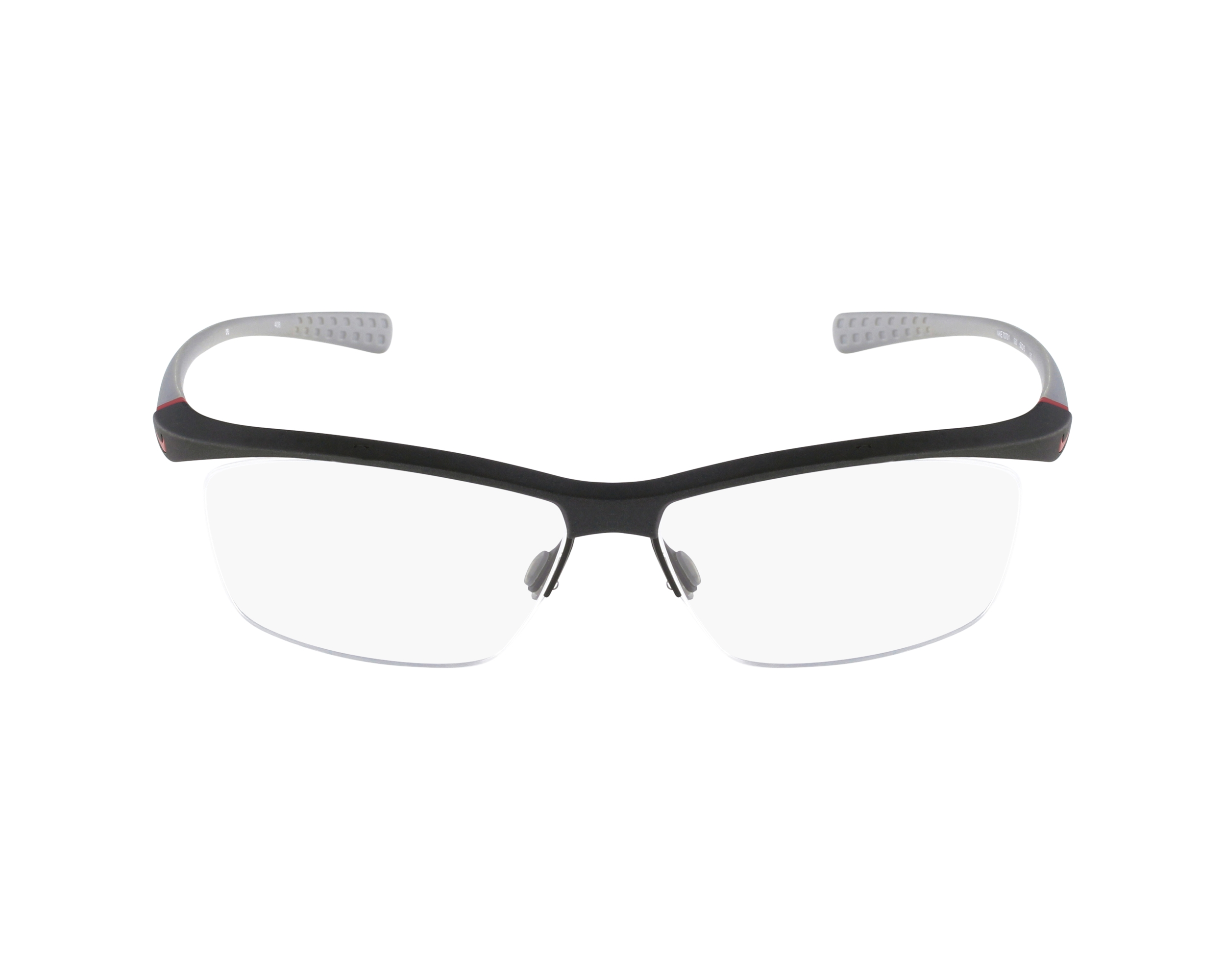 16c9107c3e eyeglasses Nike 7070-1 060 - Grey Grey profile view