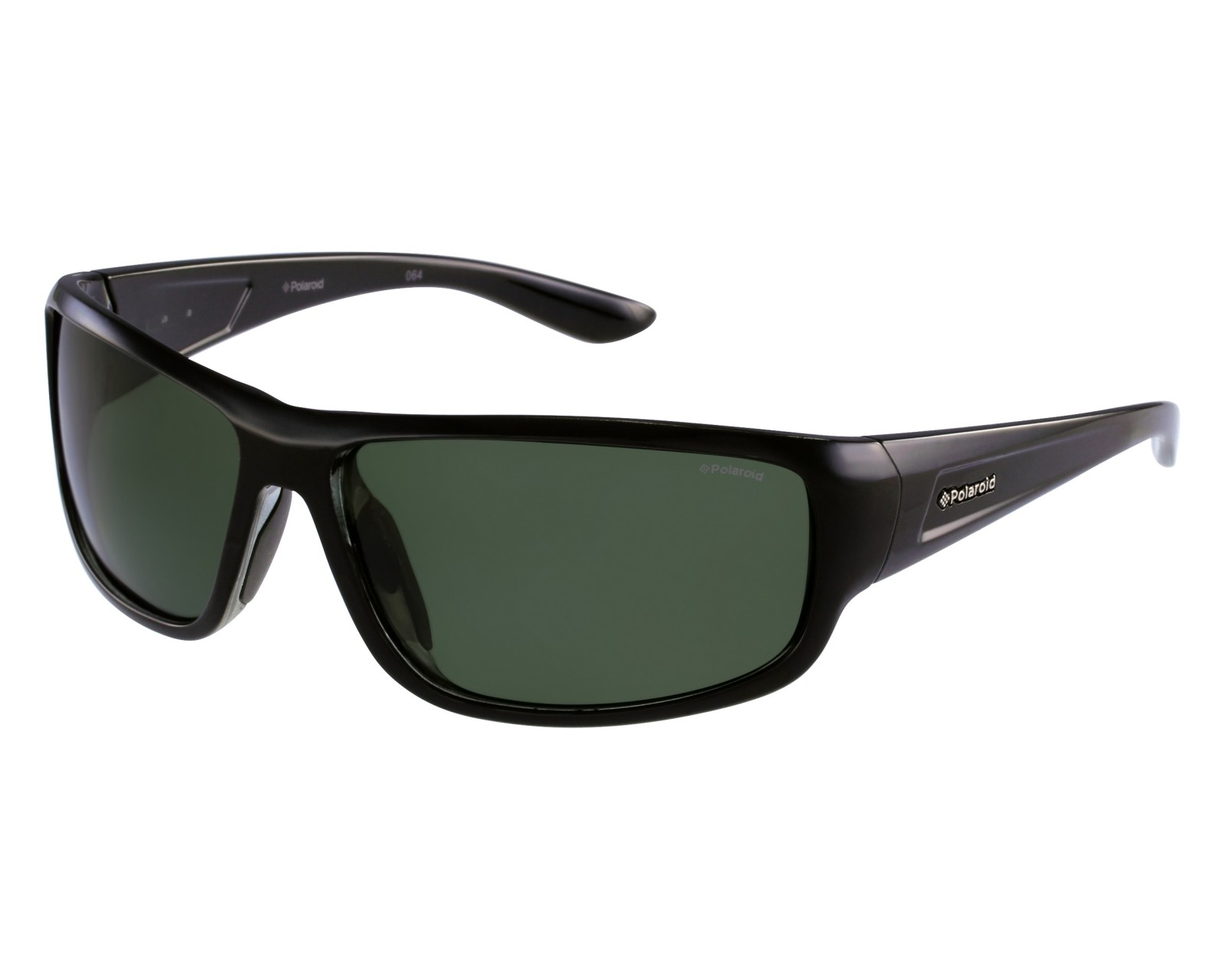 Sunglasses Polaroid P-8414 KIH RC - Black front view 945ef987fd