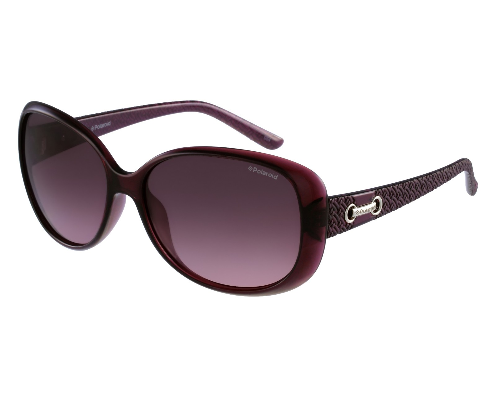 Polaroid Sunglasses P8430 C6T MR Purple Purple Gradient Polarized