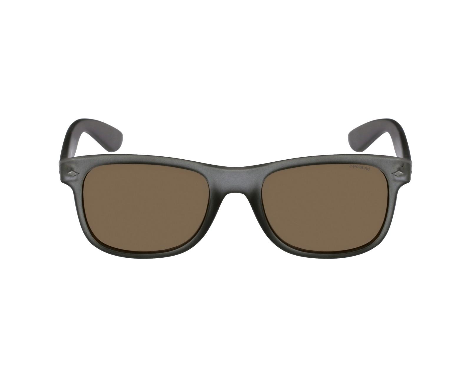 4020d311d7 thumbnail Sunglasses Polaroid PLD-1015-S PVD/IG - Grey profile view
