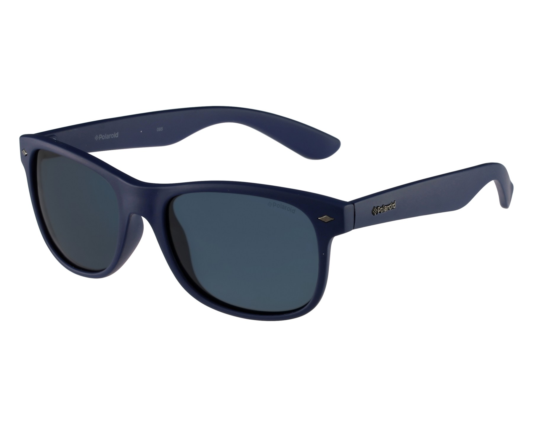 545f876e39 thumbnail Sunglasses Polaroid PLD-1015-S X03/C3 - Blue front view