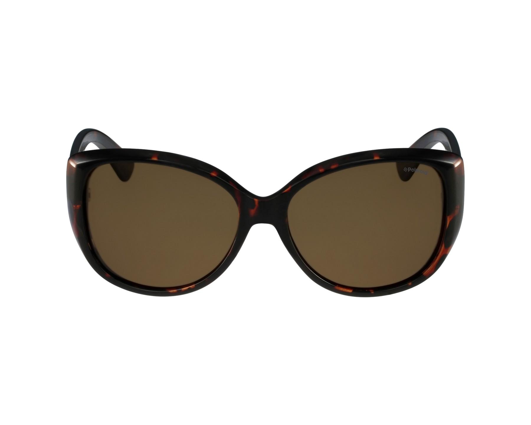 Sunglasses Polaroid PLD-4031-S Q3V IG 58-16 Havana profile view 06763e4495d