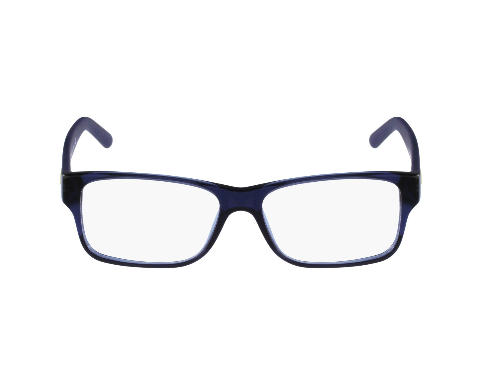 f143ae0a3f eyeglasses Polo Ralph Lauren PH-2117 5470 52-16 Blue profile view