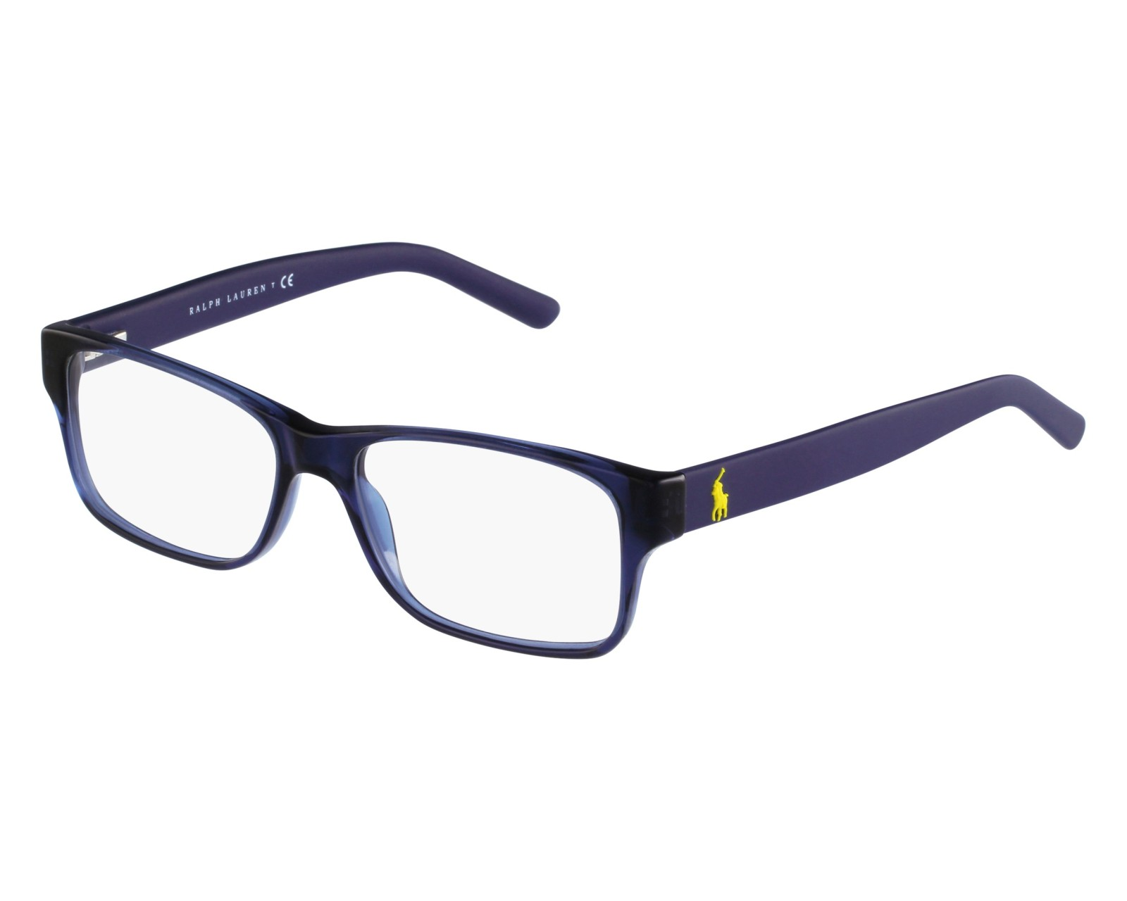 22578e1958b eyeglasses Polo Ralph Lauren PH-2117 5470 52-16 Blue front view