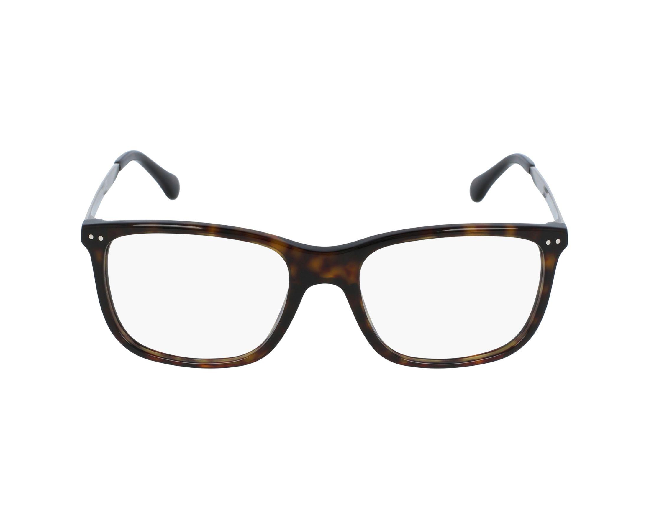 eyeglasses Polo Ralph Lauren PH-2171 5003 54-18 Havana Silver profile view