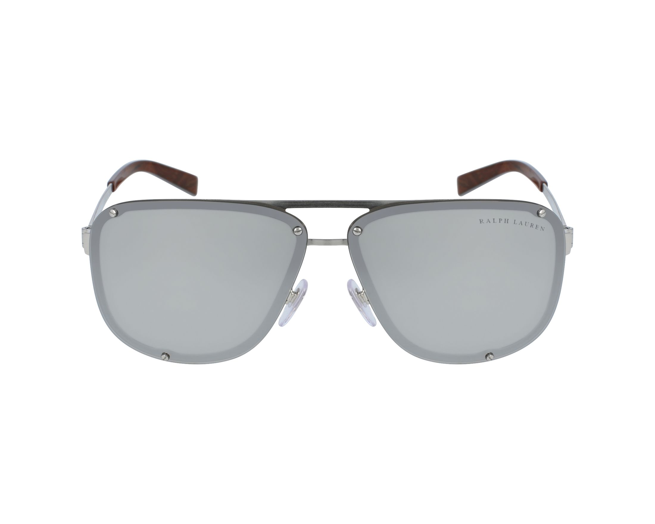 Sunglasses Ralph Lauren RL-7055 9030 6G 64-10 Silver profile view b50f6521a220