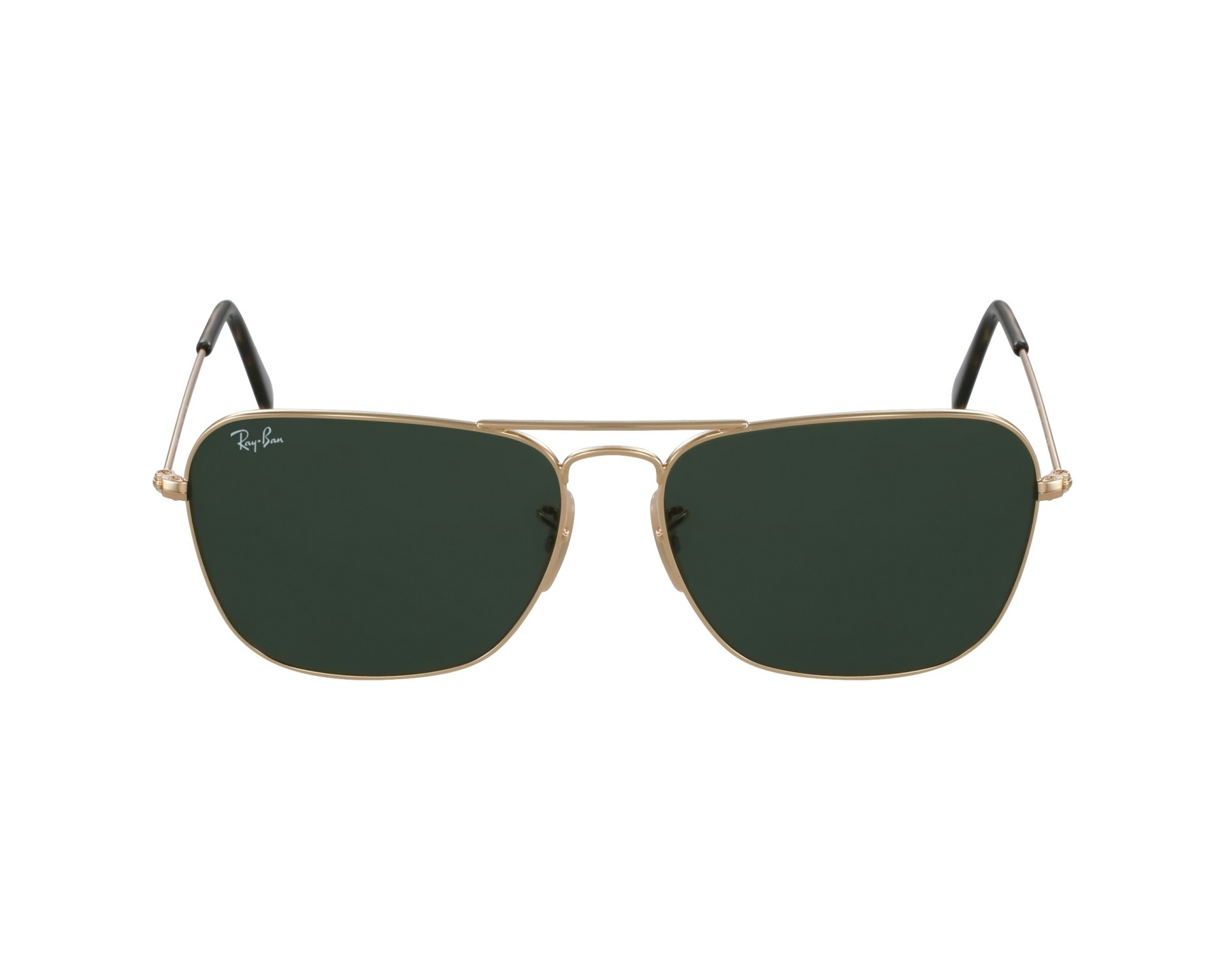 9afa8ef786 Sunglasses Ray-Ban RB-3136 181 55-15 Gold Havana profile view