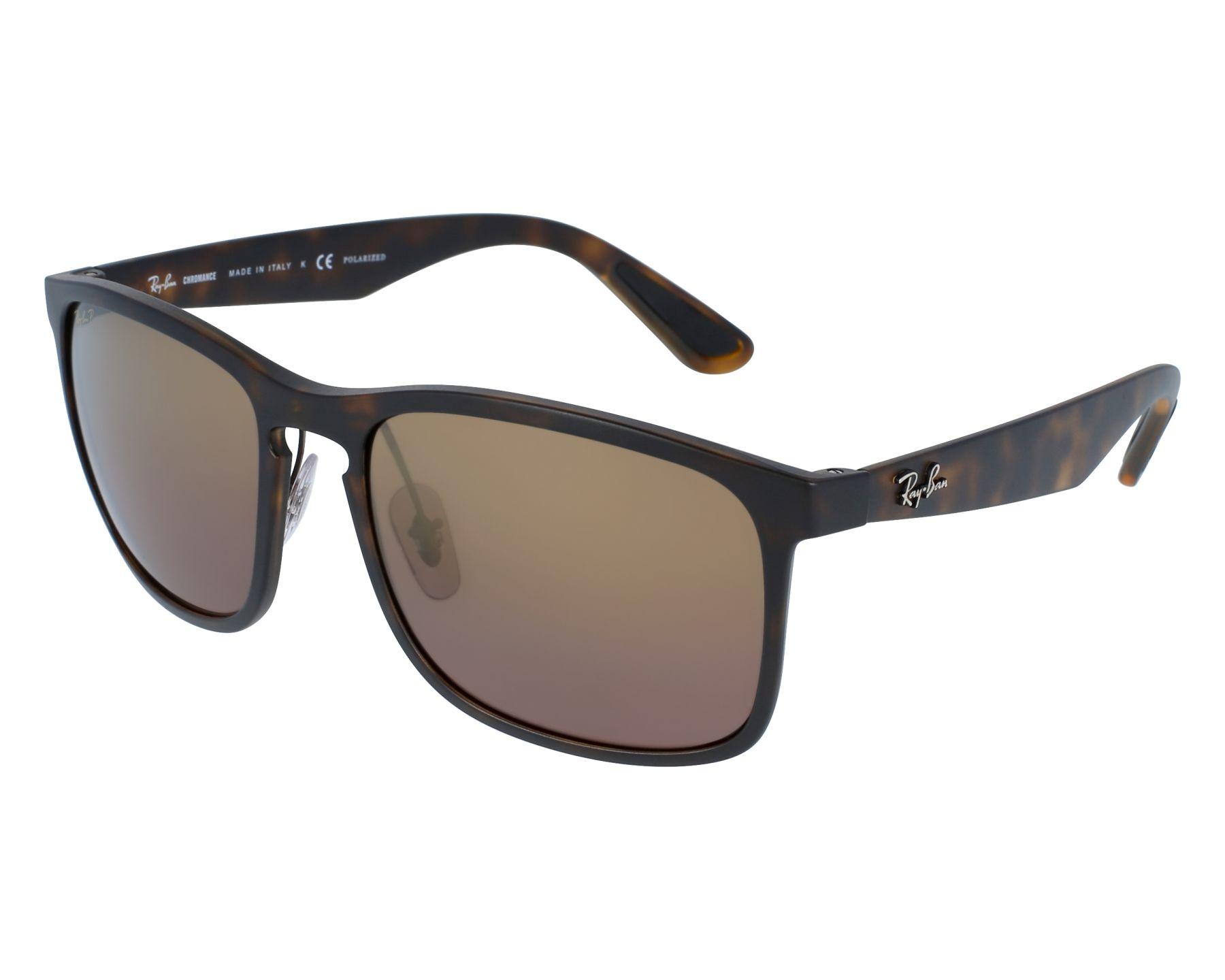 40b7260ea9 Sunglasses Ray-Ban RB-4264 897 6B 58-18 Havana front view