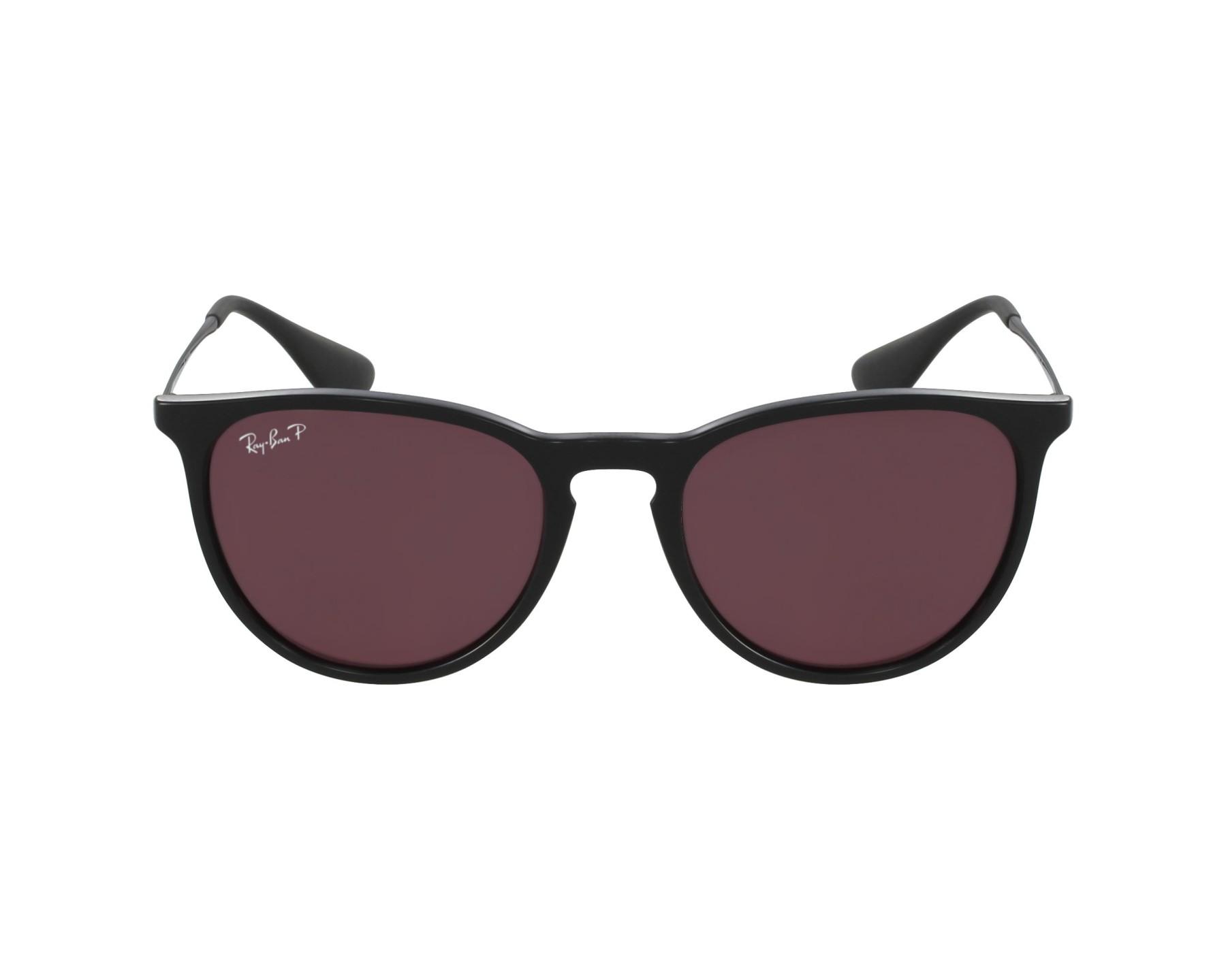 b1c21f8410b thumbnail Sunglasses Ray-Ban RB-4171 601 5Q - Black profile view
