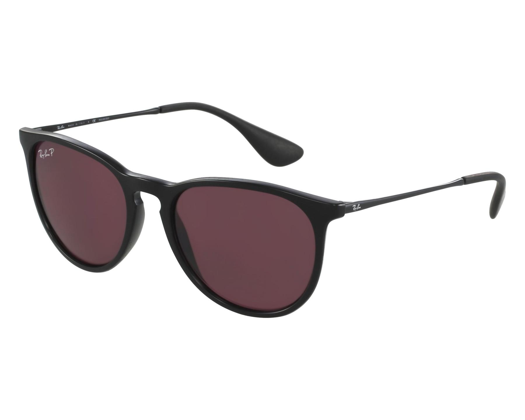 ba0ae9197eb thumbnail Sunglasses Ray-Ban RB-4171 601 5Q - Black front view