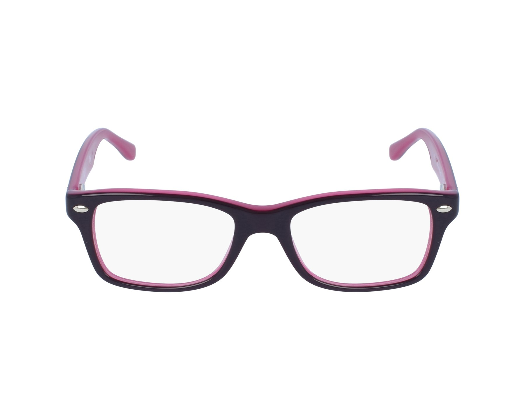 4053a2cac3 eyeglasses Ray-Ban RY-1531 3702 - Coffee Pink profile view